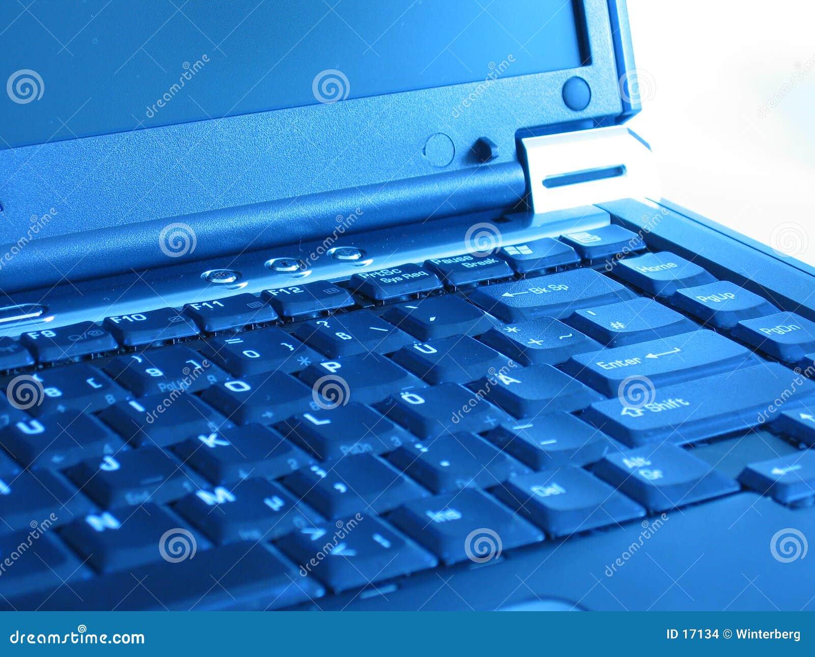 De Computer van het notitieboekje