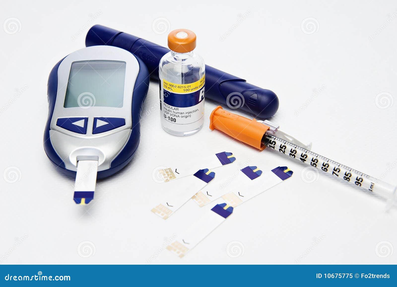 De controle van de diabetes omhoog