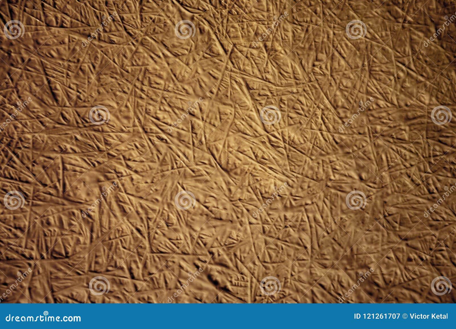 De creatieve achtergrond van glasvezel en epoxyhars is bruin