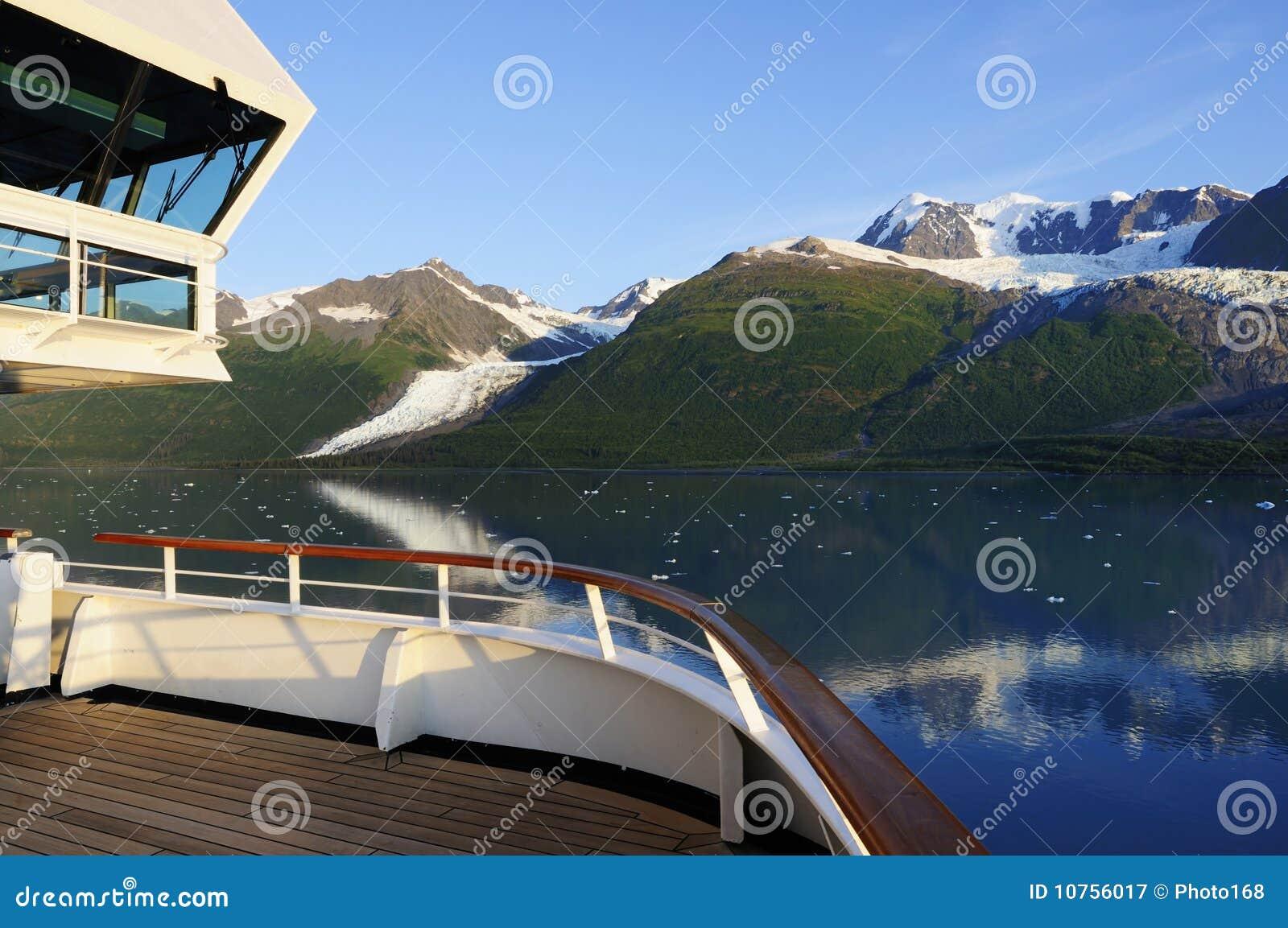 De cruisereis van Alaska