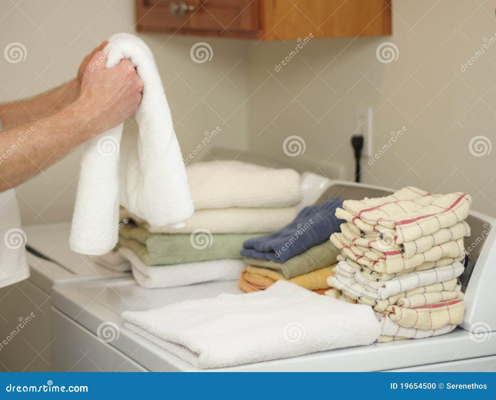 De Dag van de wasserij