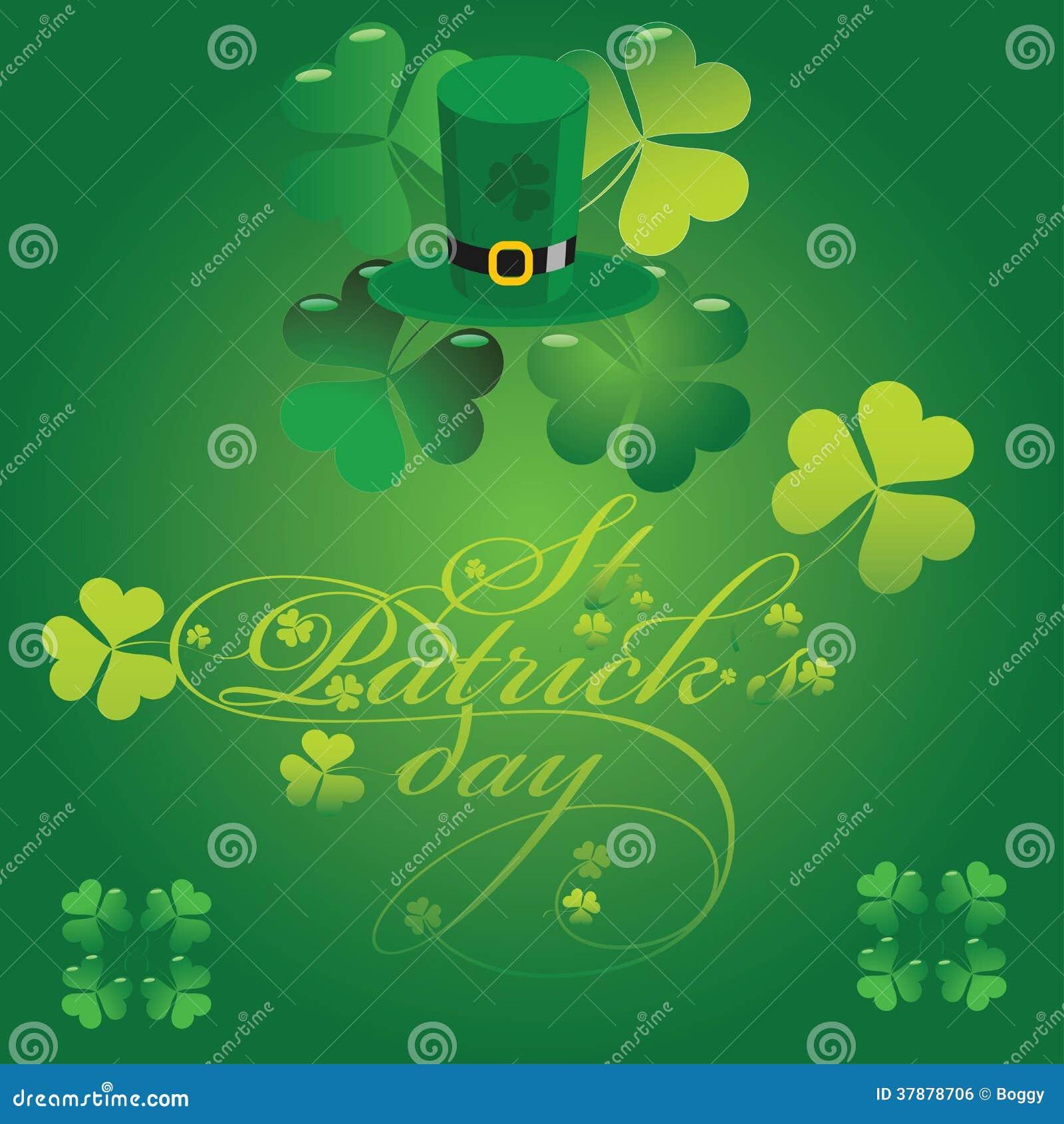 De Dag van heilige Patrick