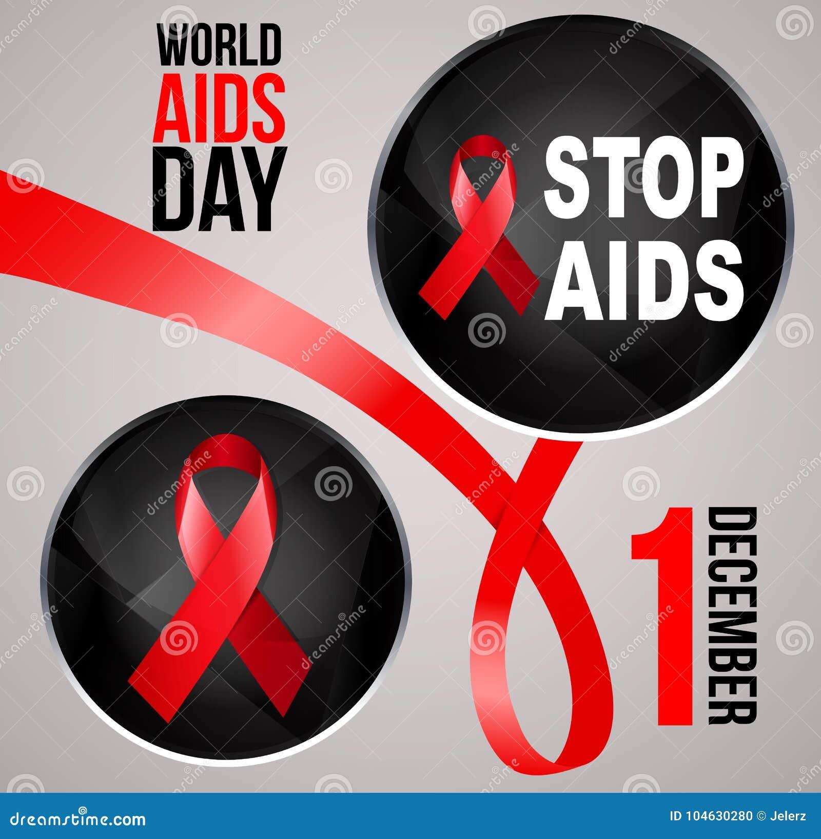 Download De Dag Van De Hulpwereld - Vectorkentekens Vector Illustratie - Illustratie bestaande uit ziekte, behandeling: 104630280
