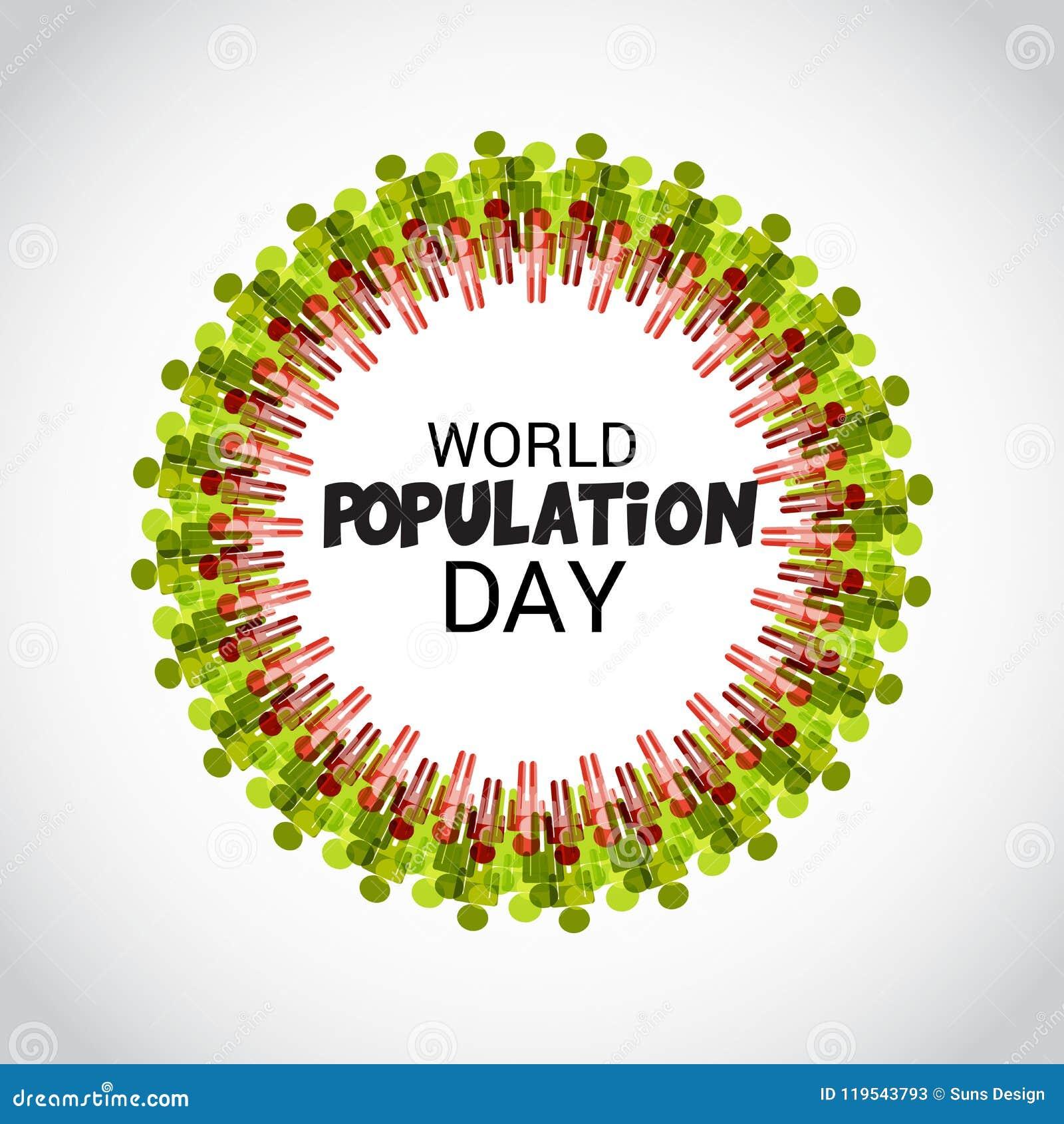 De Dag van de wereldbevolking