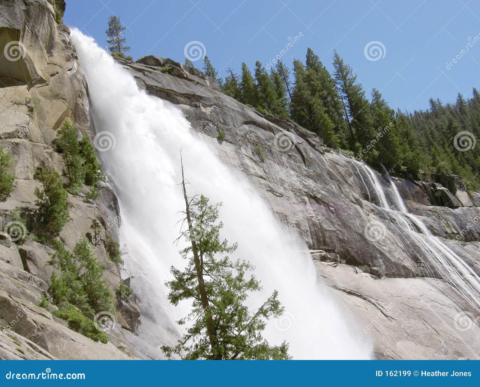 De Dalingen van Nevada van Yosemite 1