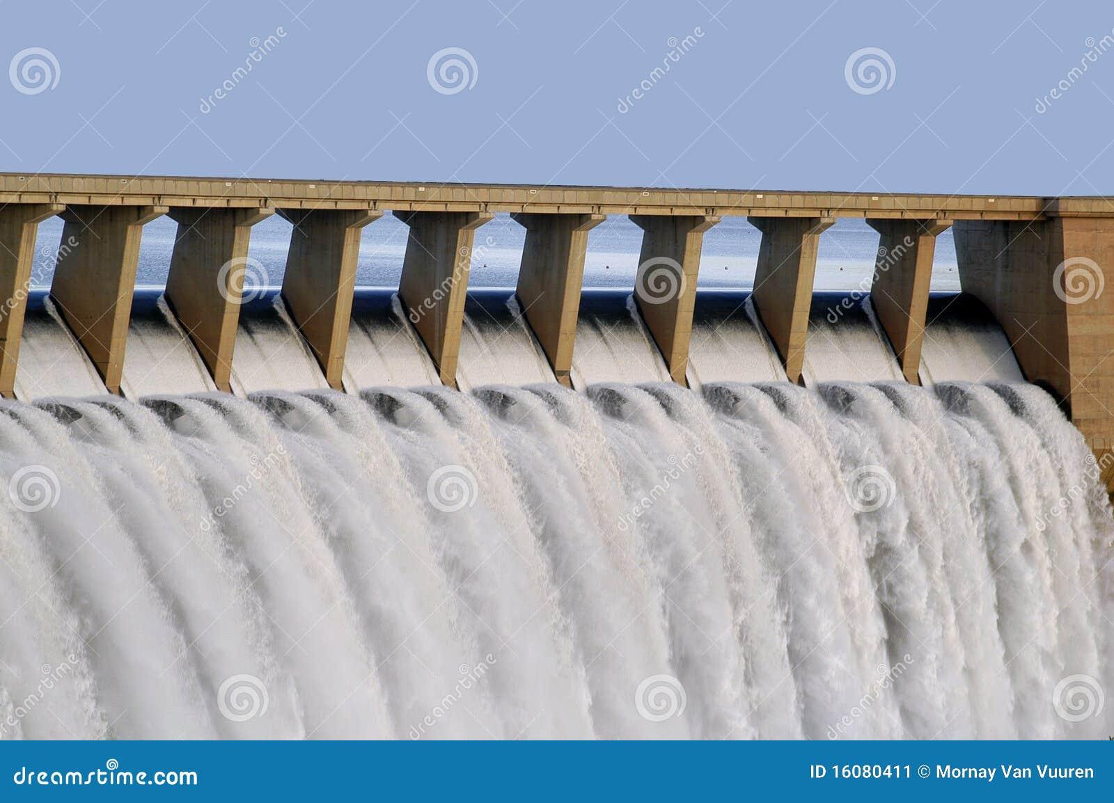 De Dam van Gariep
