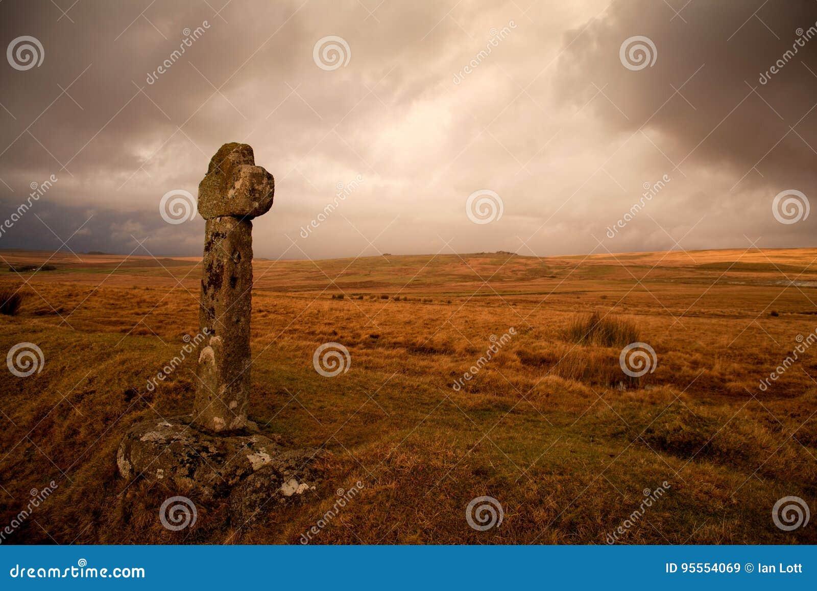 De Dartmoorkruisen zijn een reeks steenkruisen in Dartmoor worden gevonden die