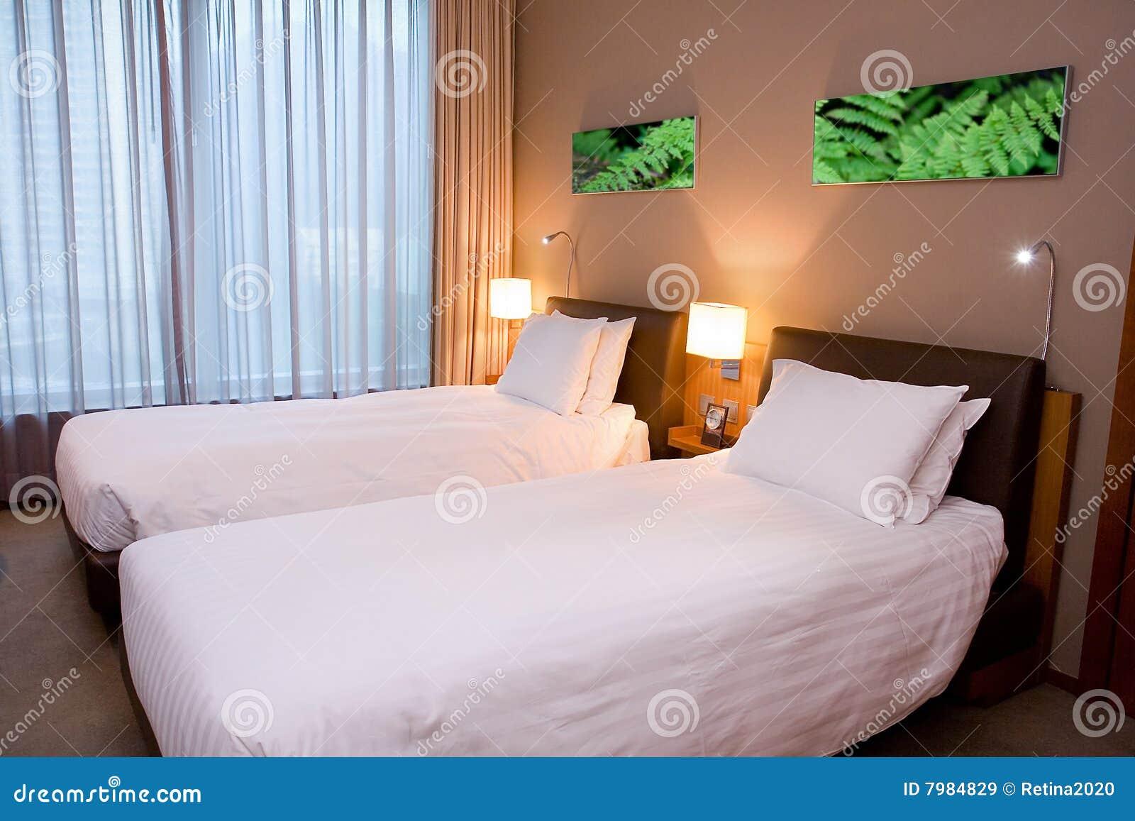 De de moderne ruimte of slaapkamer van het hotel royalty vrije stock afbeeldingen afbeelding - Ruimte van het meisje parket ...