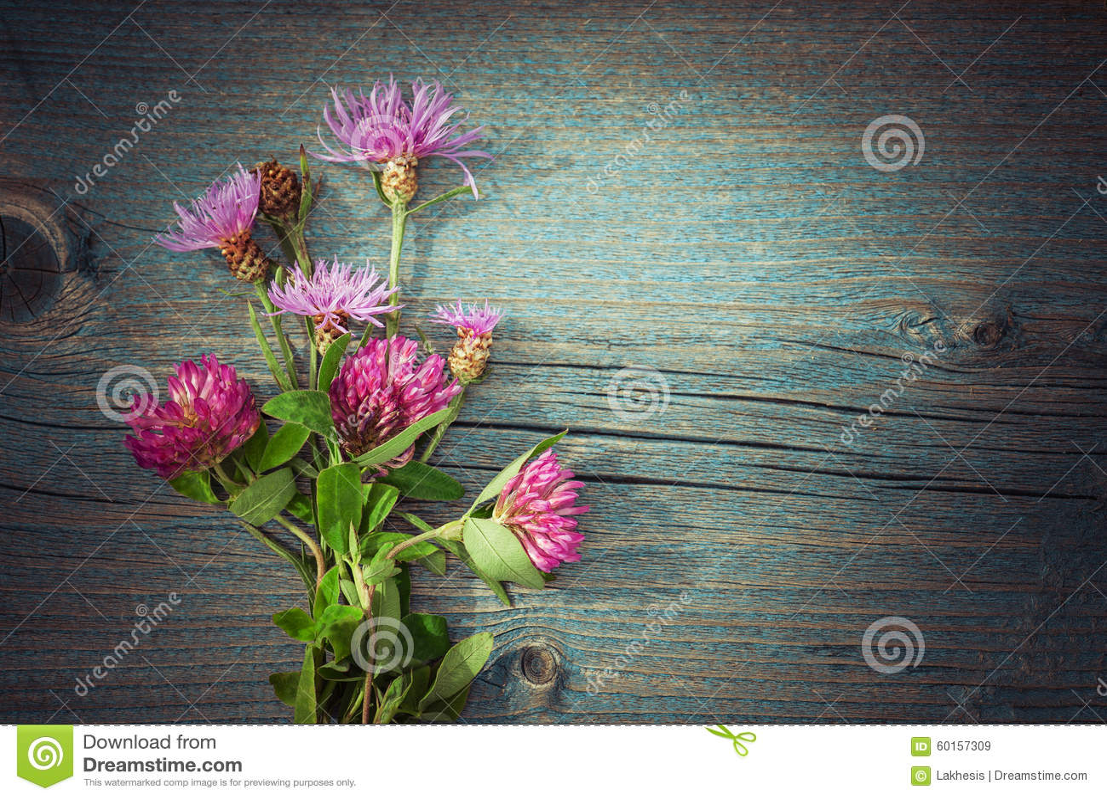 Bloemen boeket, de zomer stock afbeelding   afbeelding: 9611461