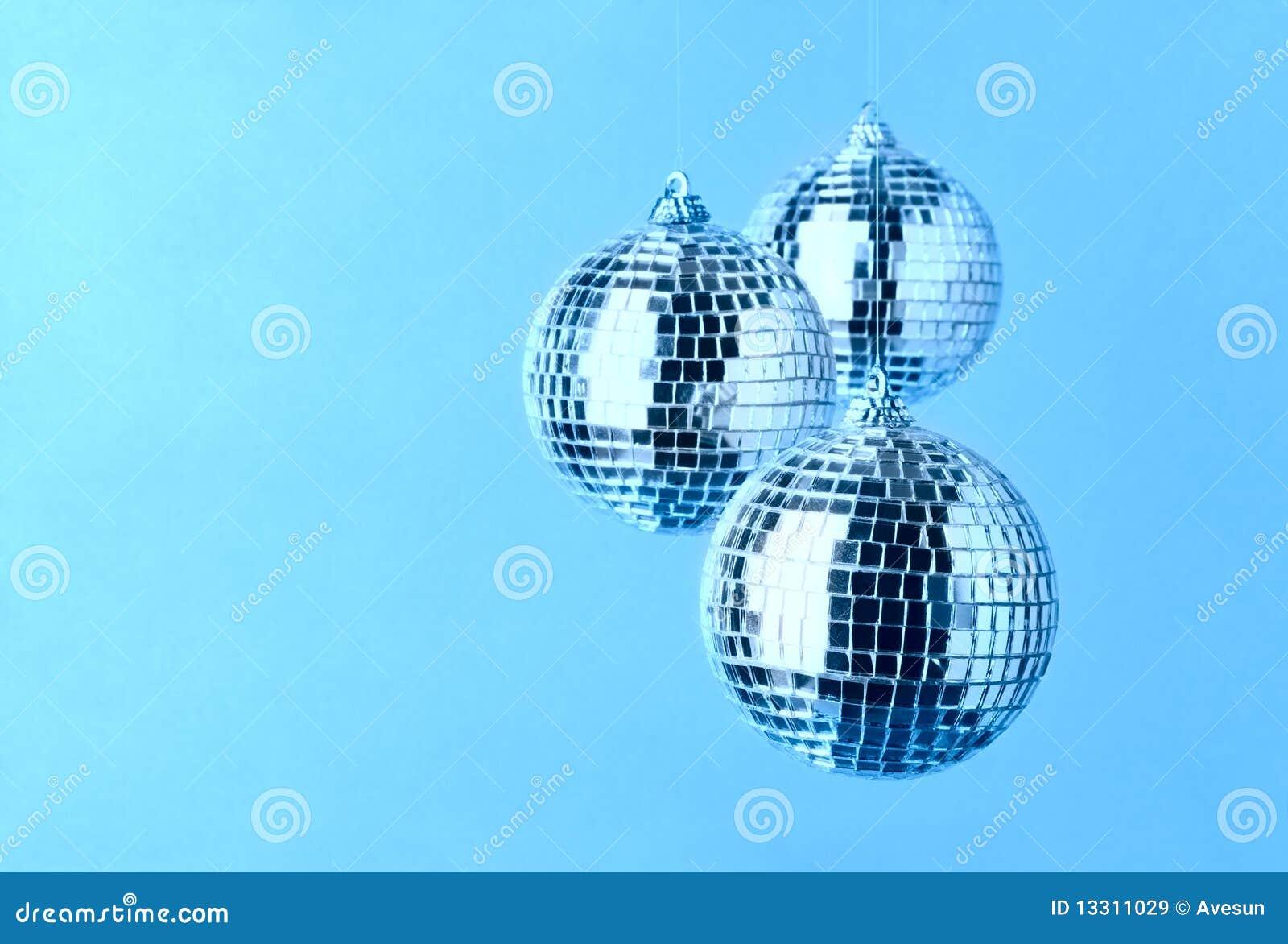 De decoratie van de discoballen van de spiegel royalty vrije stock afbeeldingen afbeelding - Decoratie van de villas ...