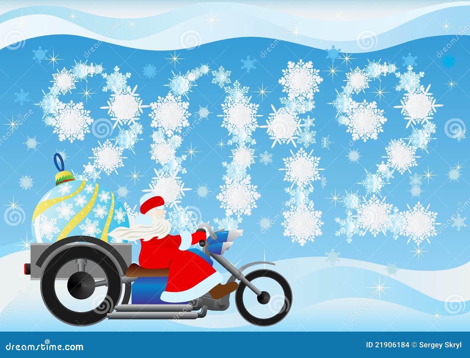 De decoratie van de kerstman en van de kerstboom vector illustratie afbeelding 21906184 - Decoratie van de villas ...