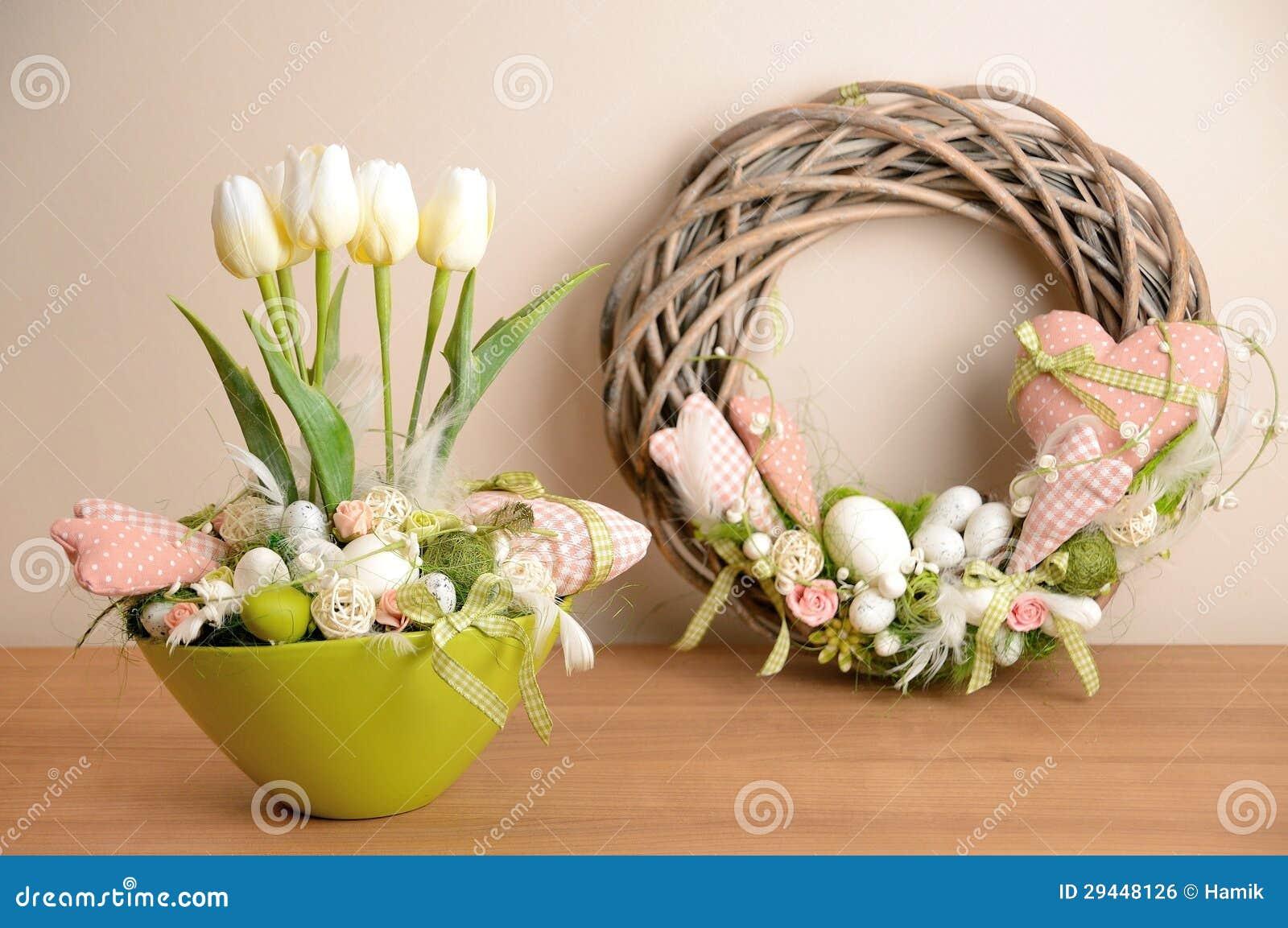 De decoratie van de lente royalty vrije stock afbeelding - Decoratie afbeelding ...