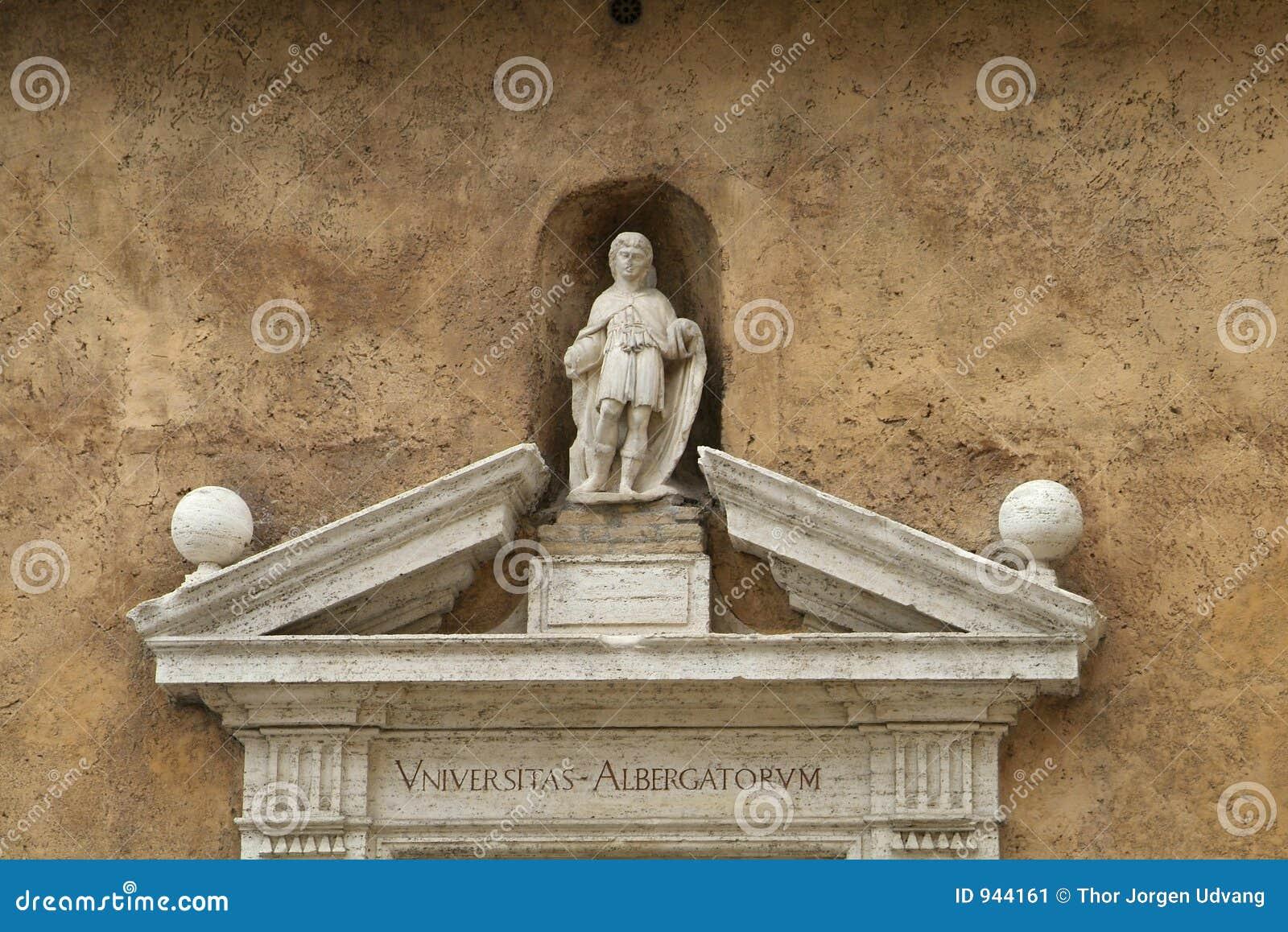 De decoratie van de muur rome stock afbeelding afbeelding 944161 - Afbeelding van decoratie ...