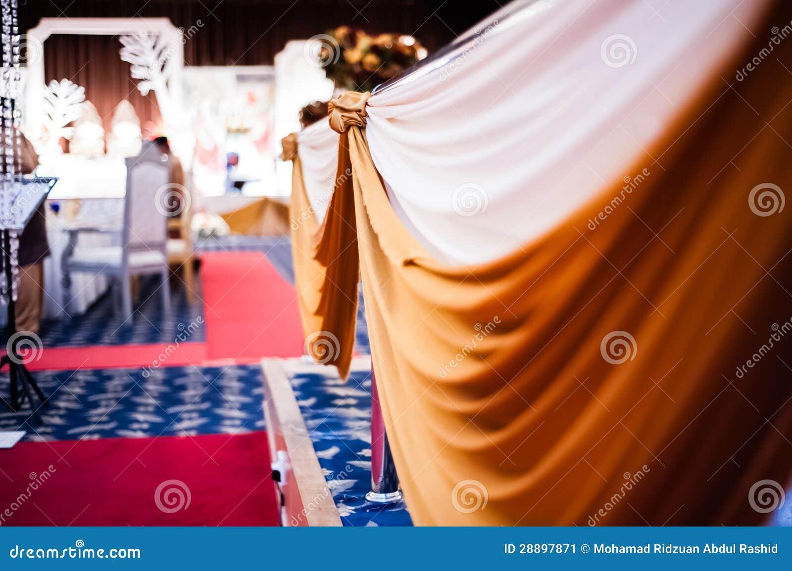 De decoratie van de zaal van het huwelijk stock afbeelding afbeelding 28897871 - Versiering van de zaal van het tienermeisje van ...