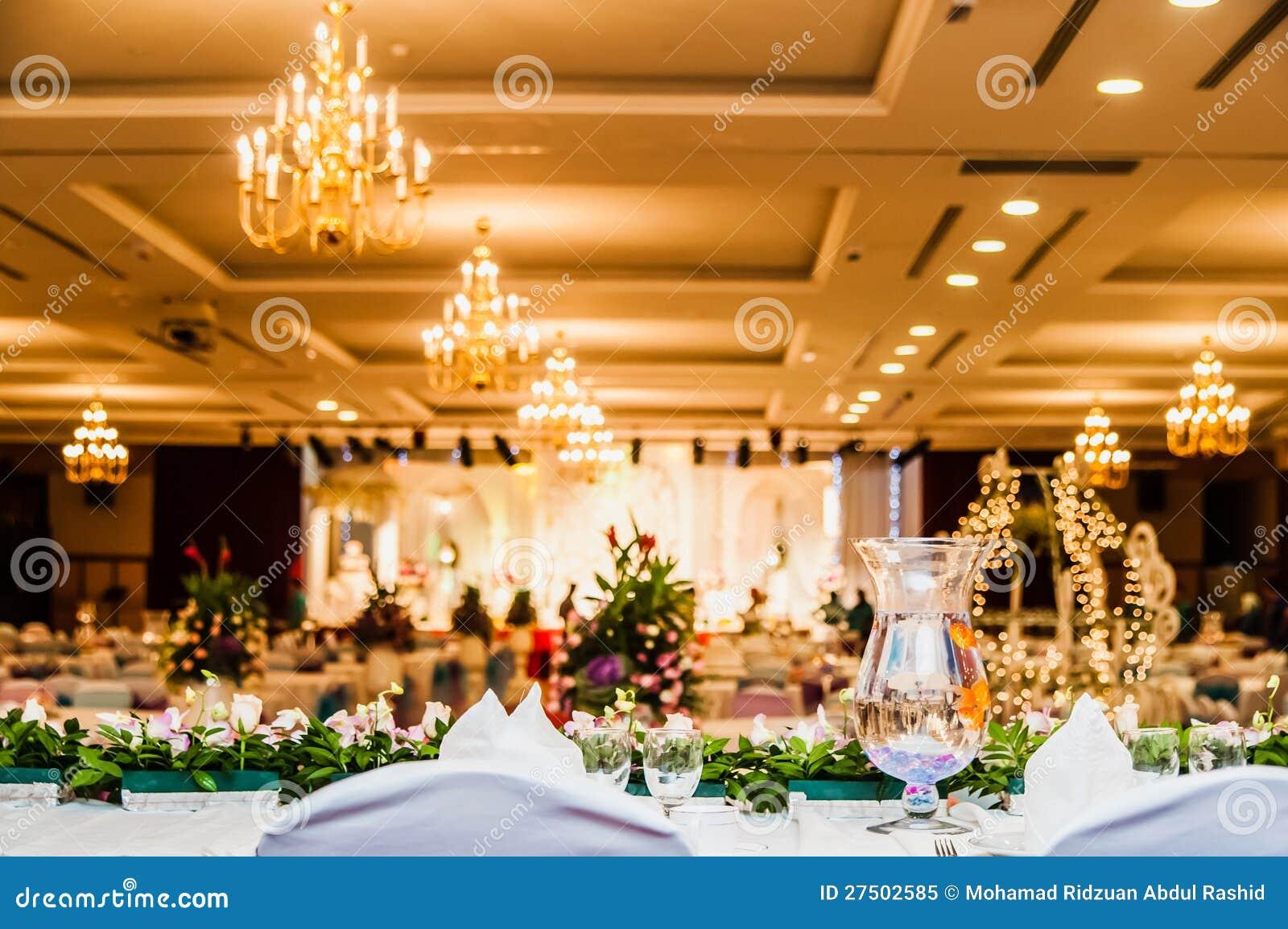 De Decoratie van het huwelijk