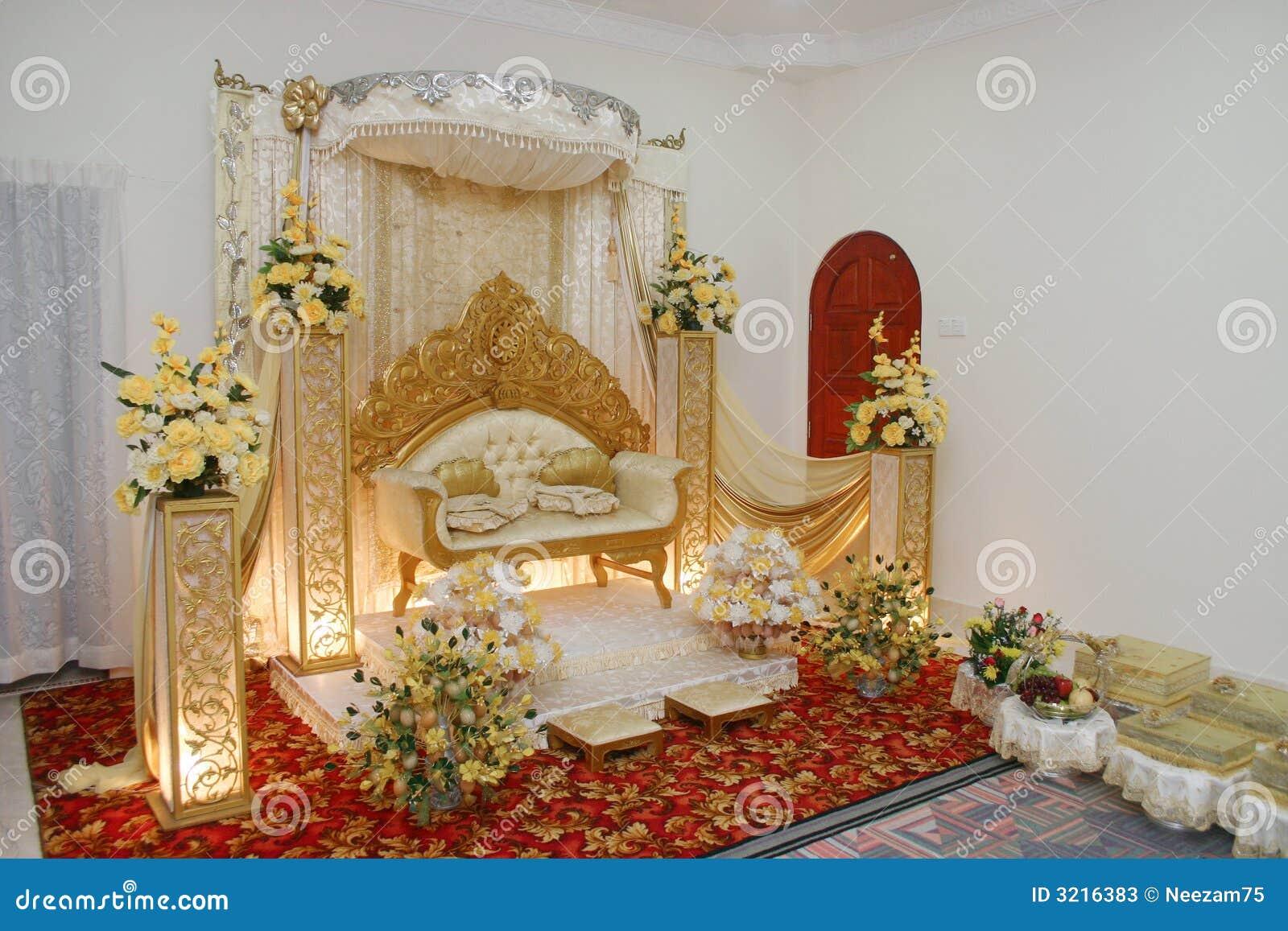 De decoratie van het huwelijk stock afbeelding afbeelding 3216383 - Decoratie van het interieur ...