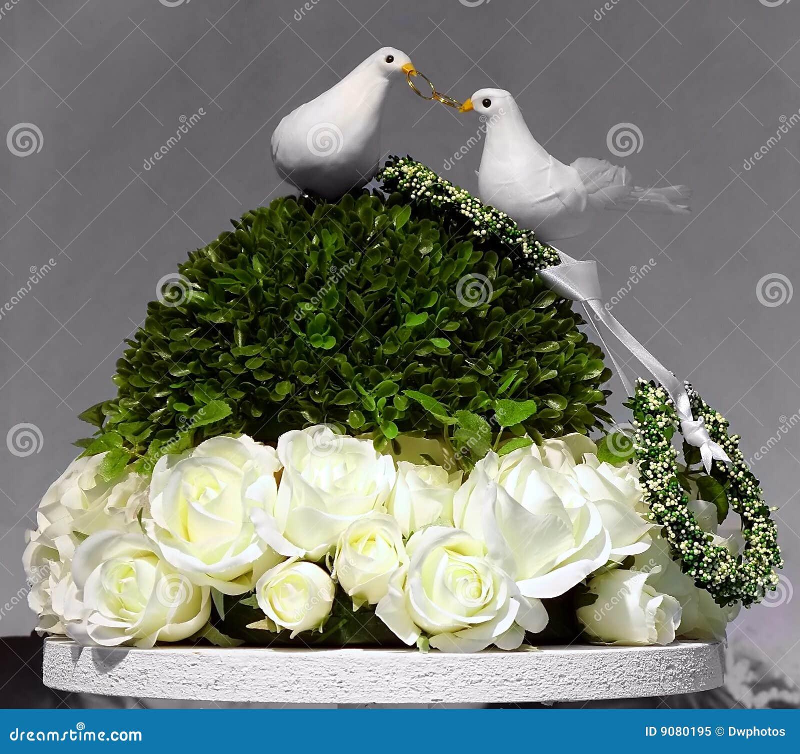 De decoratie van het huwelijk stock afbeelding afbeelding 9080195 - Foto van decoratie ...