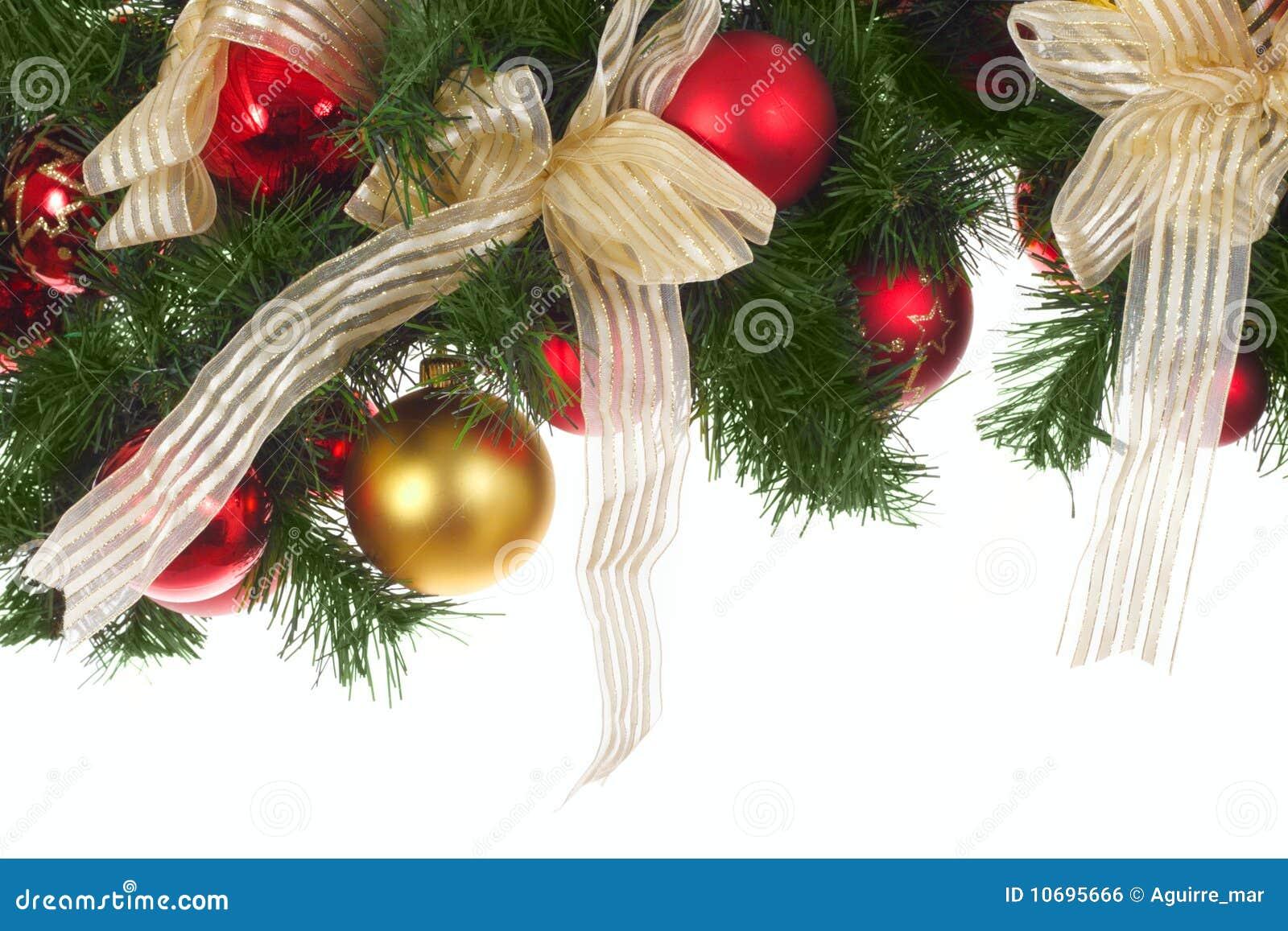 De decoratie van kerstmis stock foto afbeelding bestaande uit boog 10695666 - Foto van decoratie ...