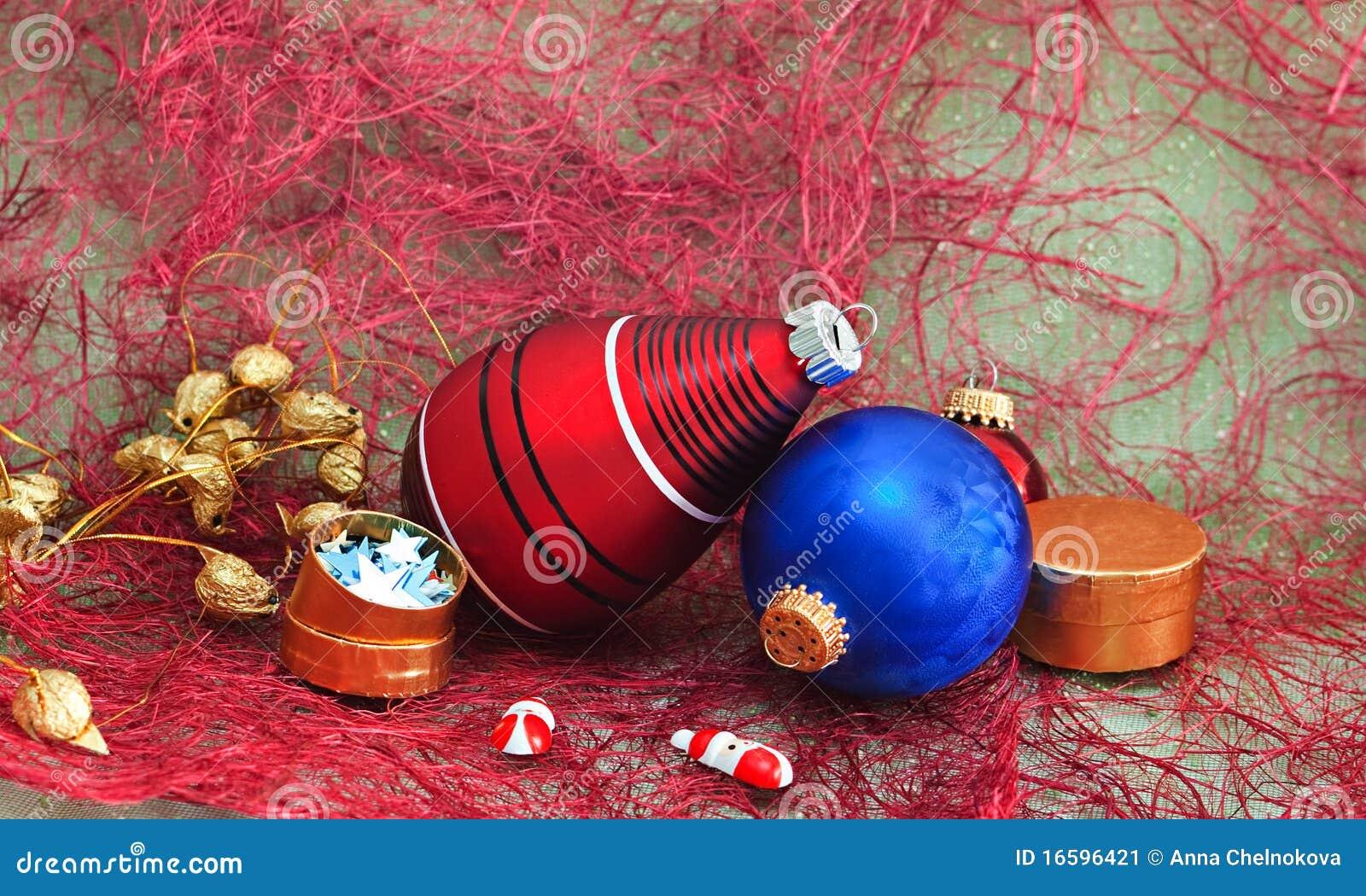 De decoratie van kerstmis stock afbeelding afbeelding 16596421 - Afbeelding van decoratie ...