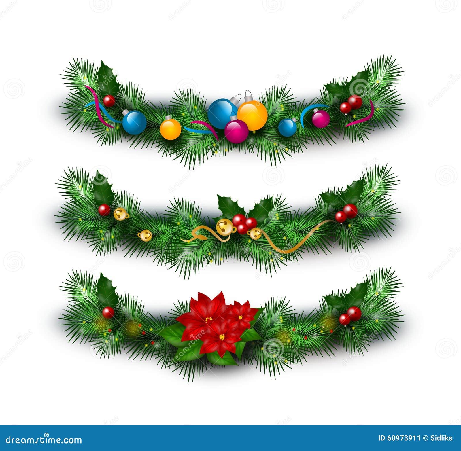 De decoratie van kerstmis stock illustratie afbeelding 60973911 - Decoratie geel ...