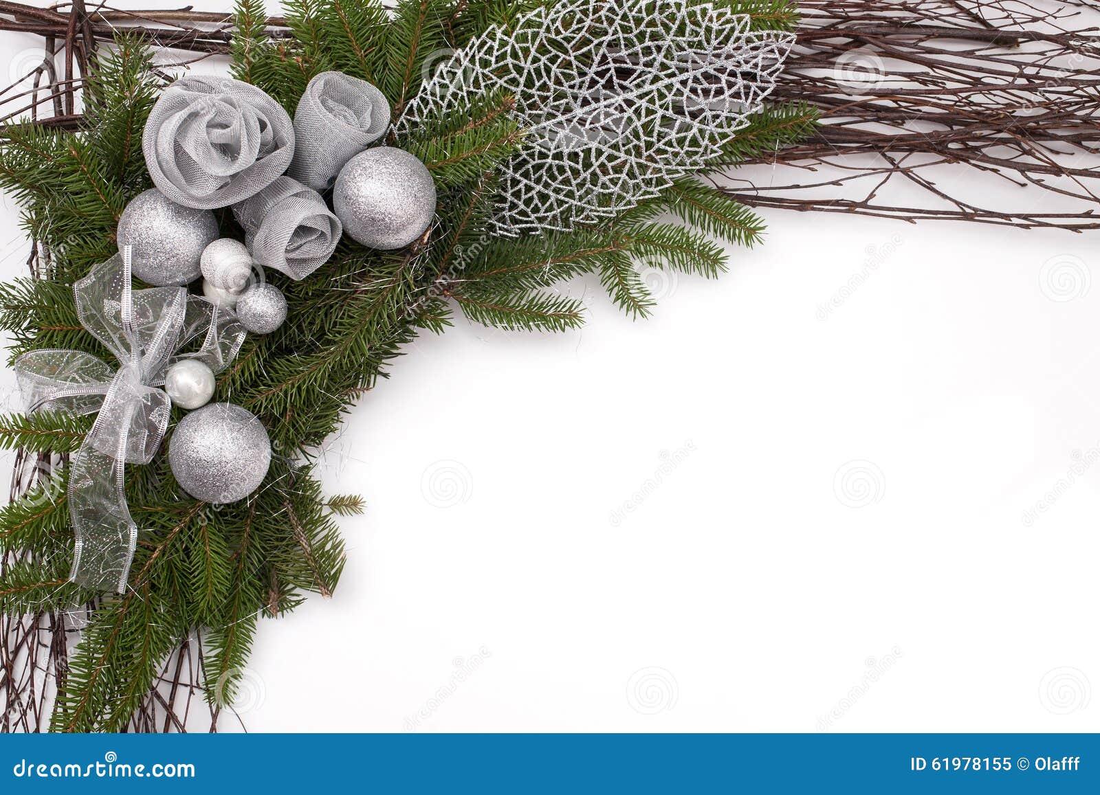 De decoratie van kerstmis stock afbeelding afbeelding bestaande uit achtergrond 61978155 - Foto van decoratie ...