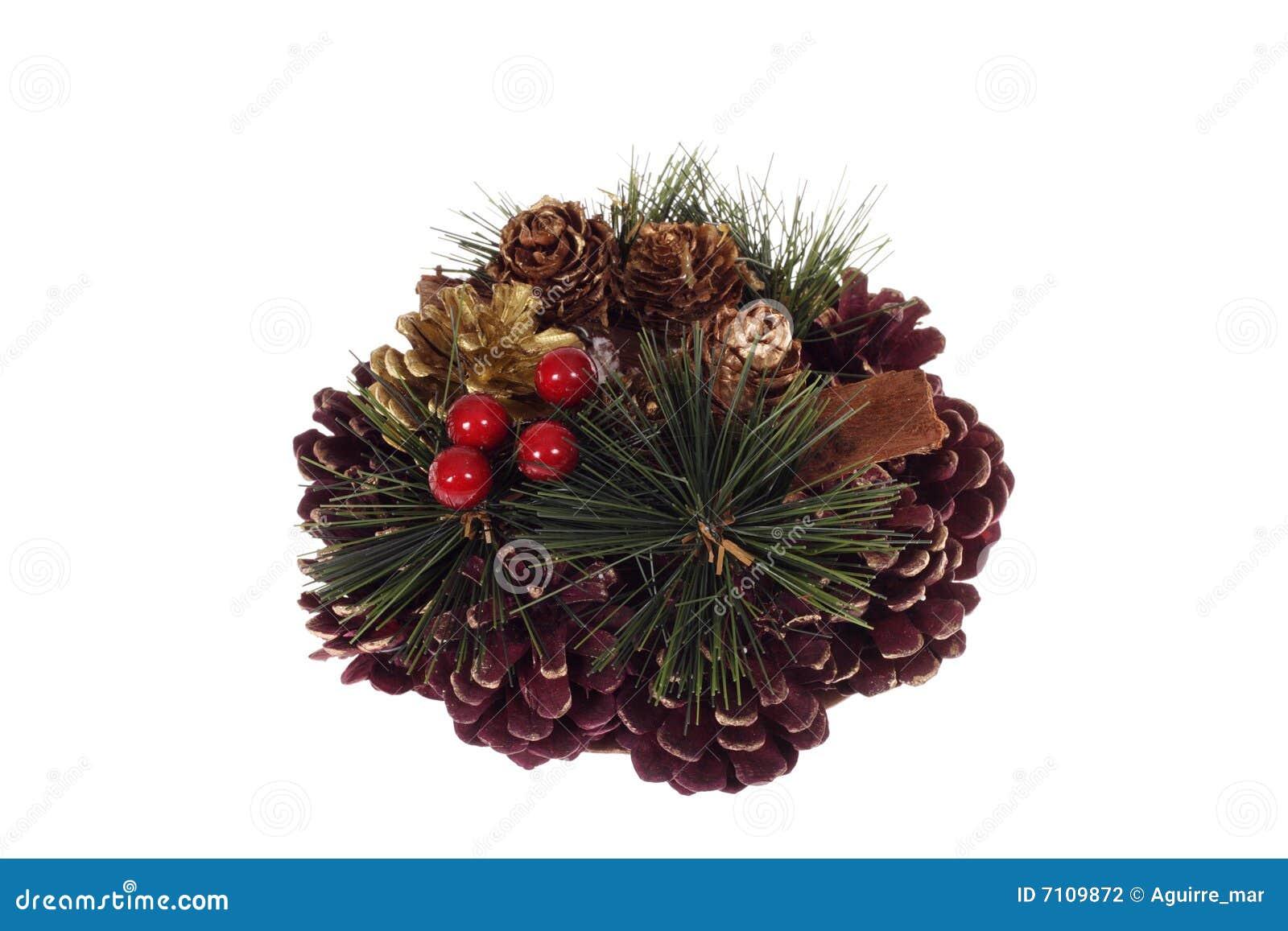 De decoratie van kerstmis stock foto afbeelding bestaande uit blad 7109872 - Foto van decoratie ...
