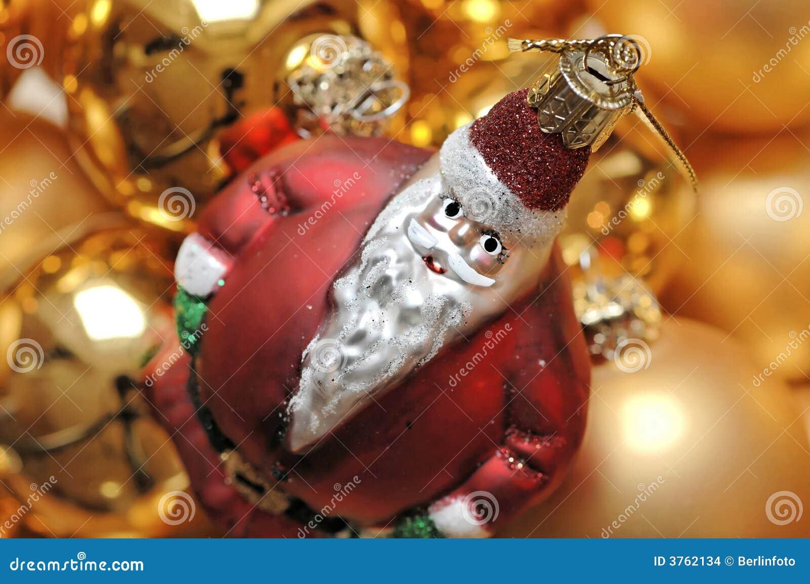 De decoratie van kerstmis van de kerstman stock afbeeldingen afbeelding 3762134 - Decoratie van de villas ...