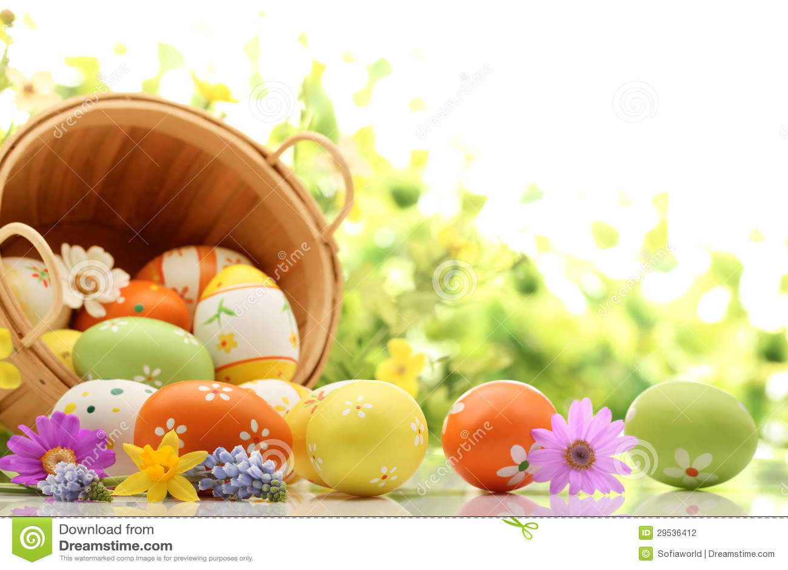 De Decoratie van Pasen