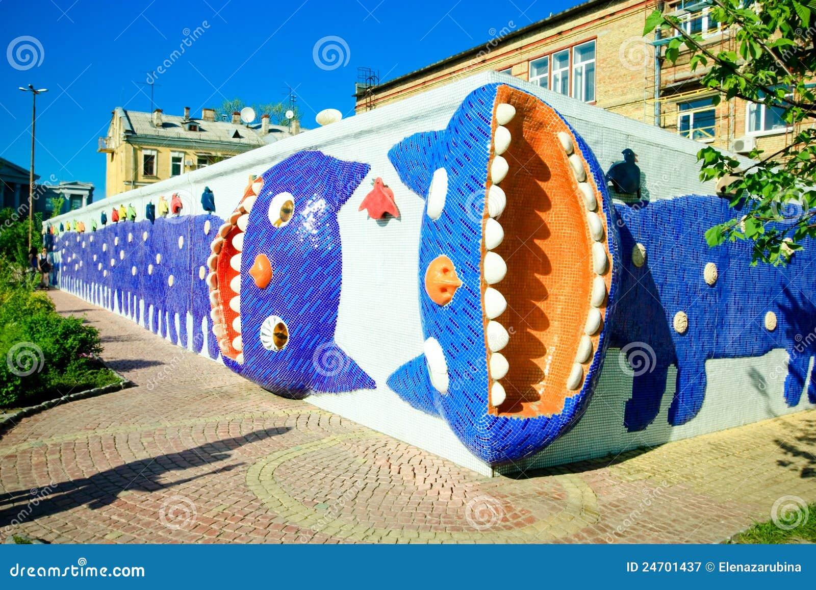 De decoratie van Unususal van Kiev