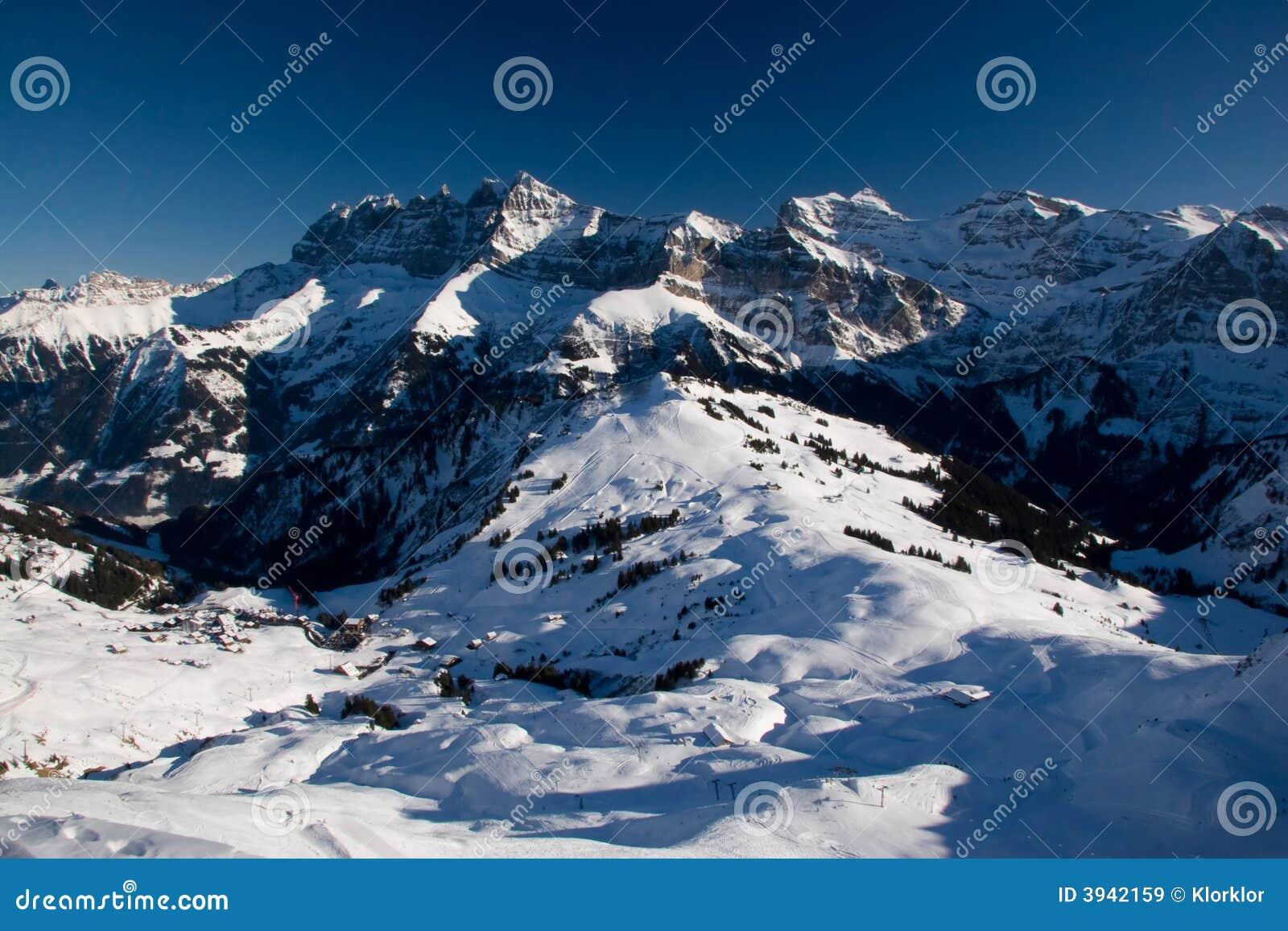 De Deuken du Midi van het panorama