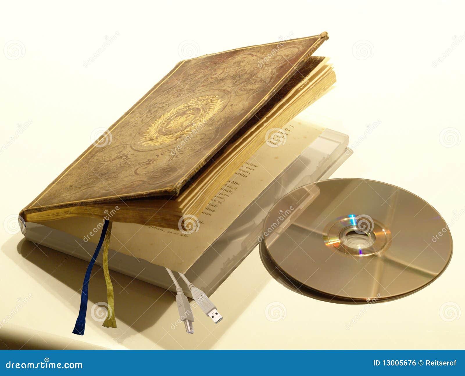 De digitalisering van het boek