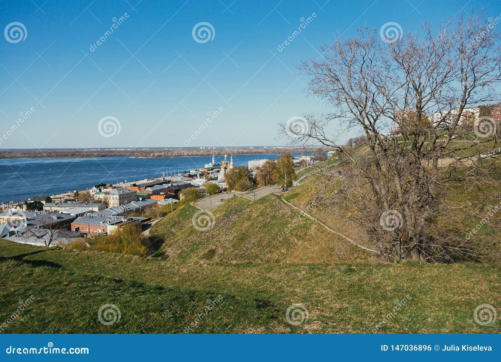 De dijk van Volga