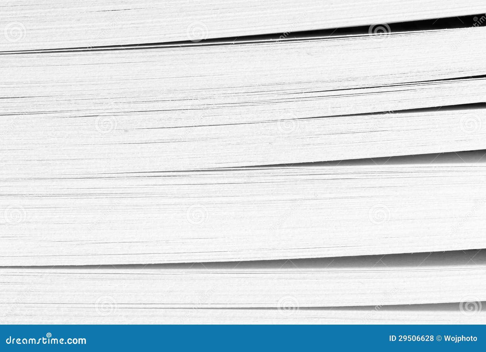 De dikke achtergrond van de Pagina s van het Boek