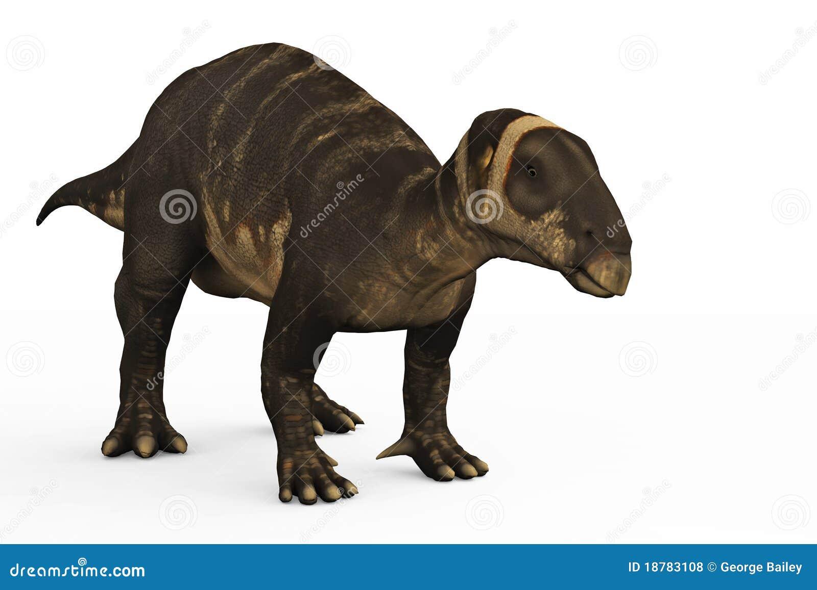 De Dinosaurus van Iguanadon