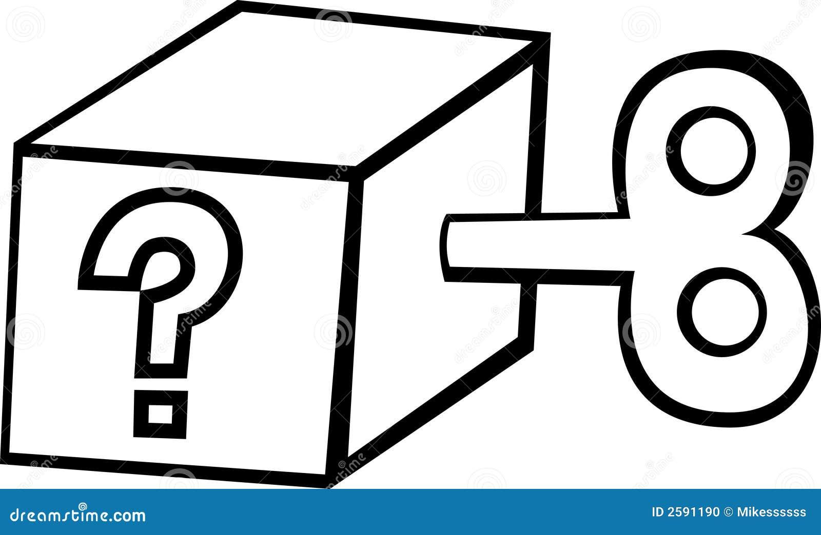 De doos van de geheimzinnigheid