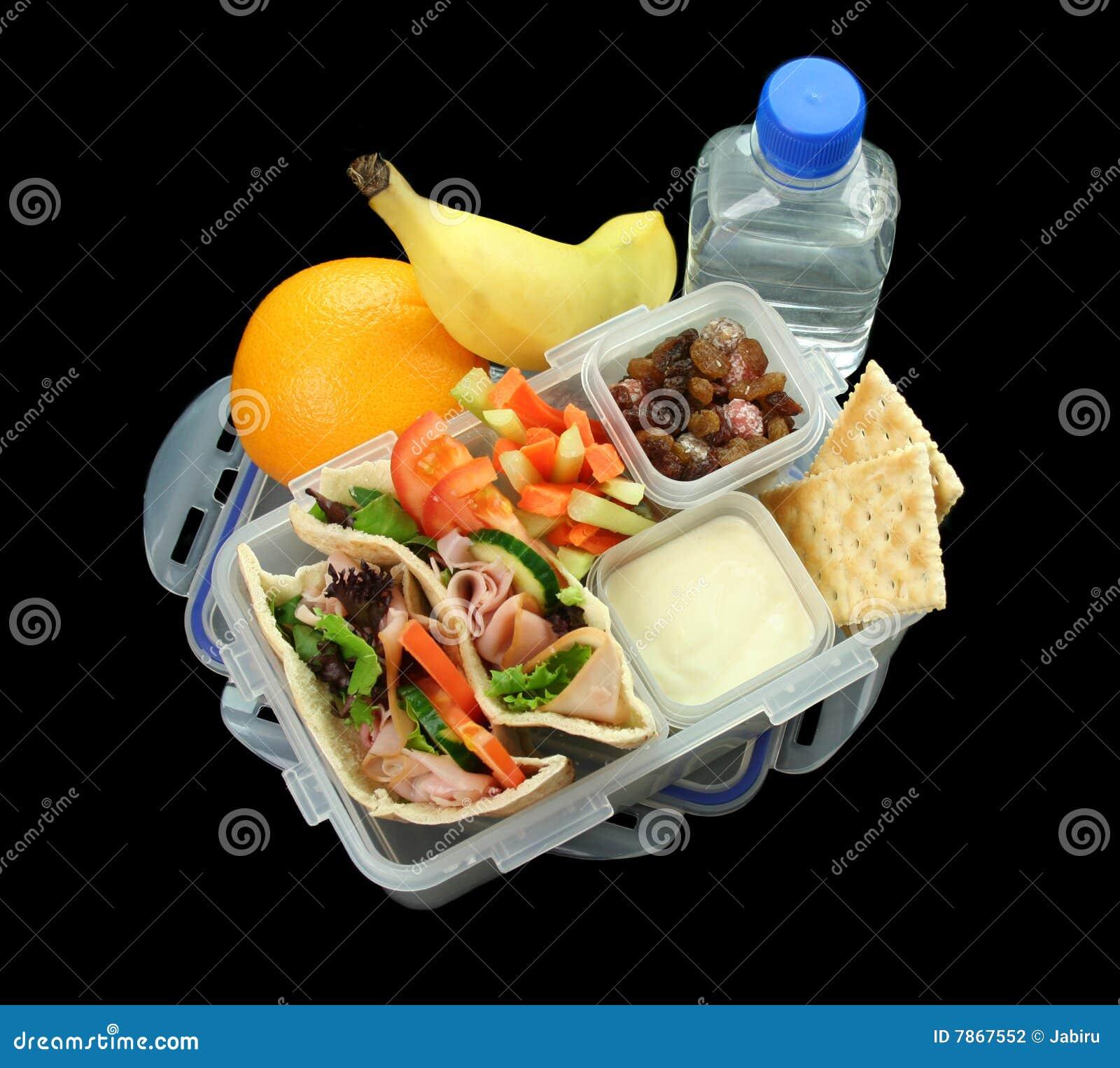 De Doos van de Lunch van gezonde Kinderen