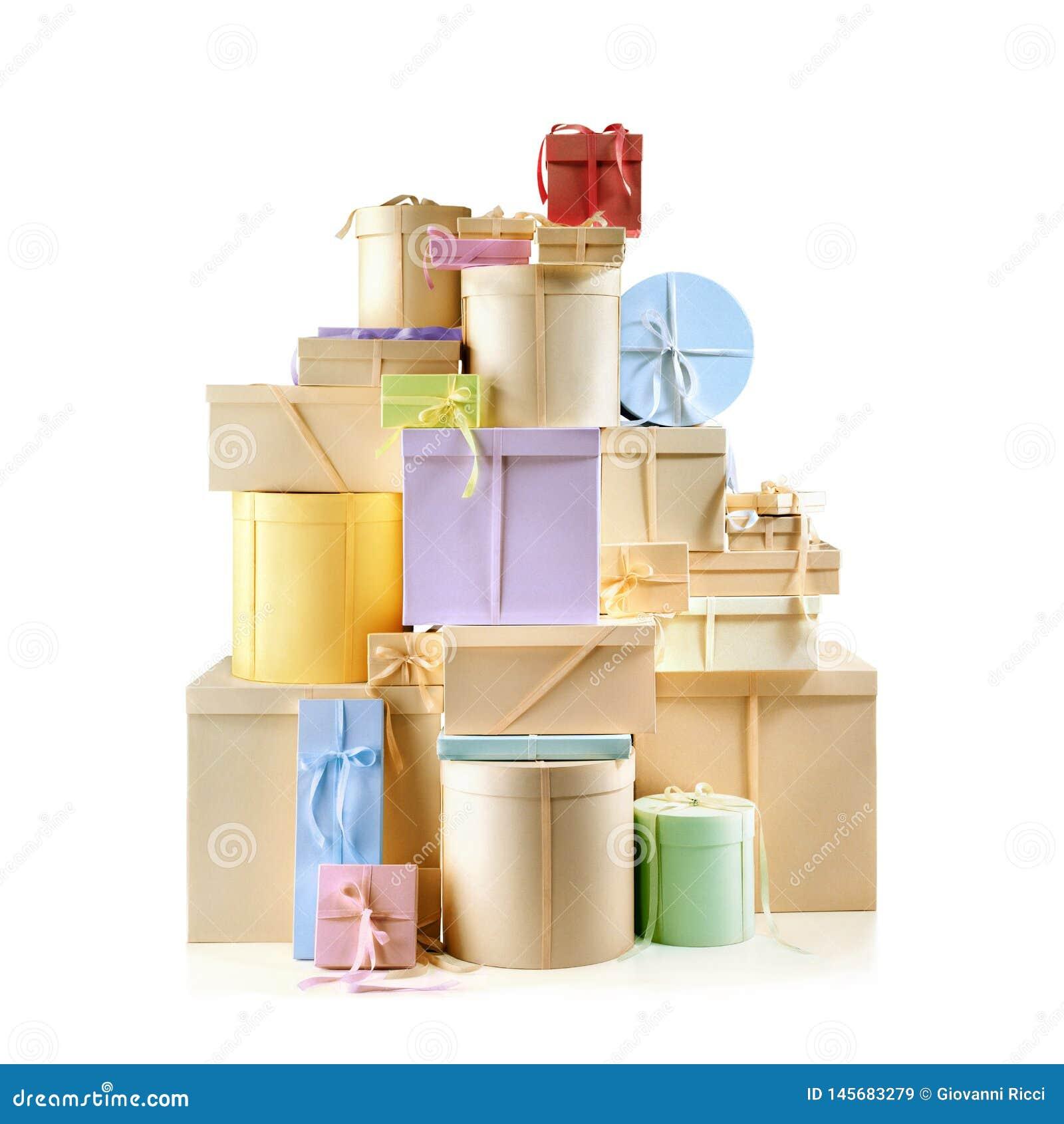 De dozen van de luxegift