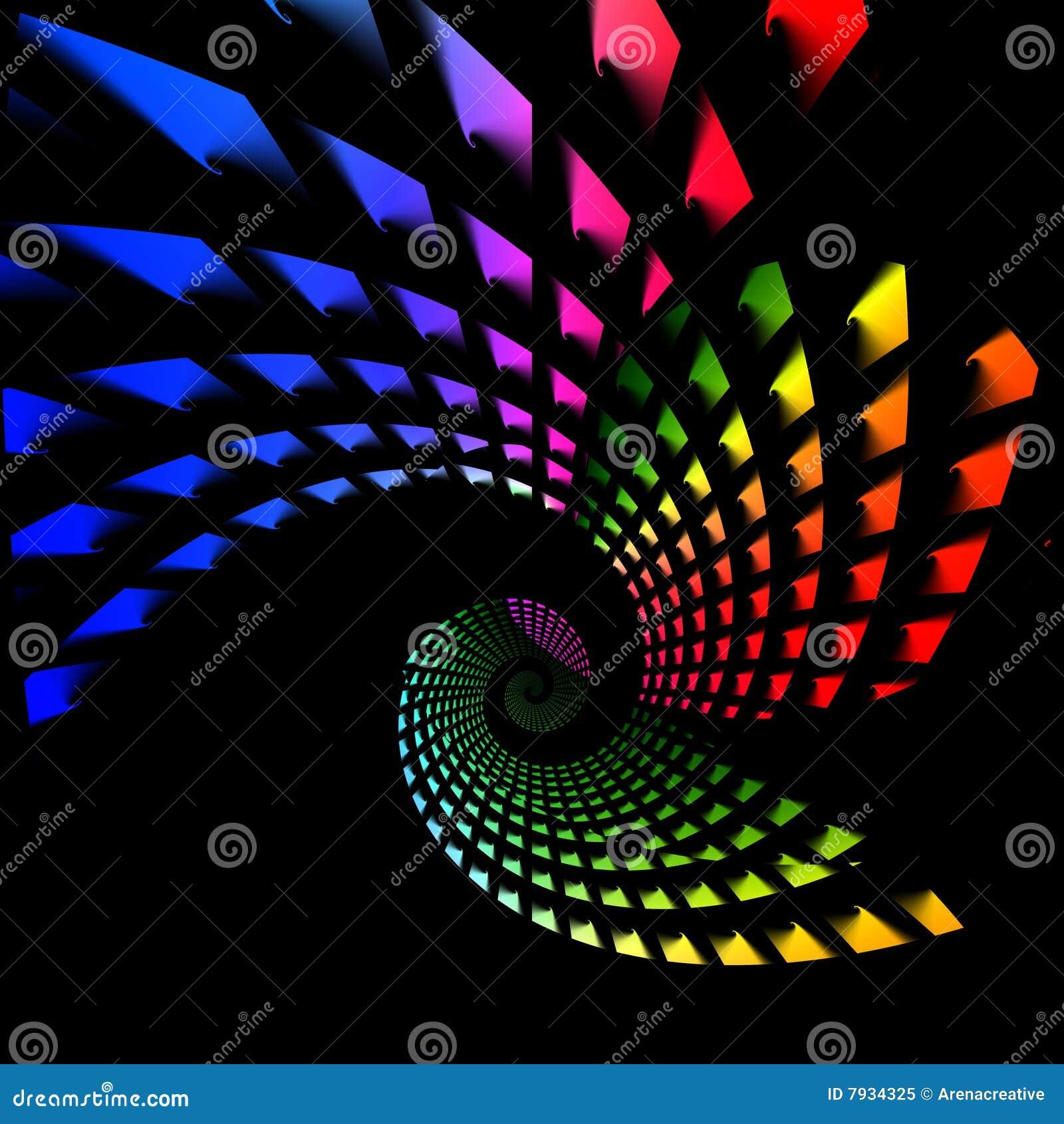 De Draai van de regenboog
