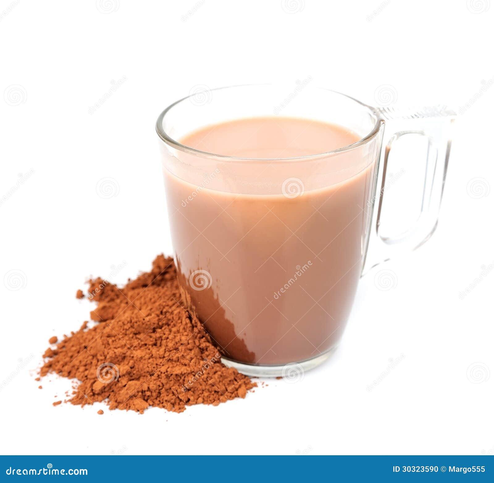 De drank van de cacao