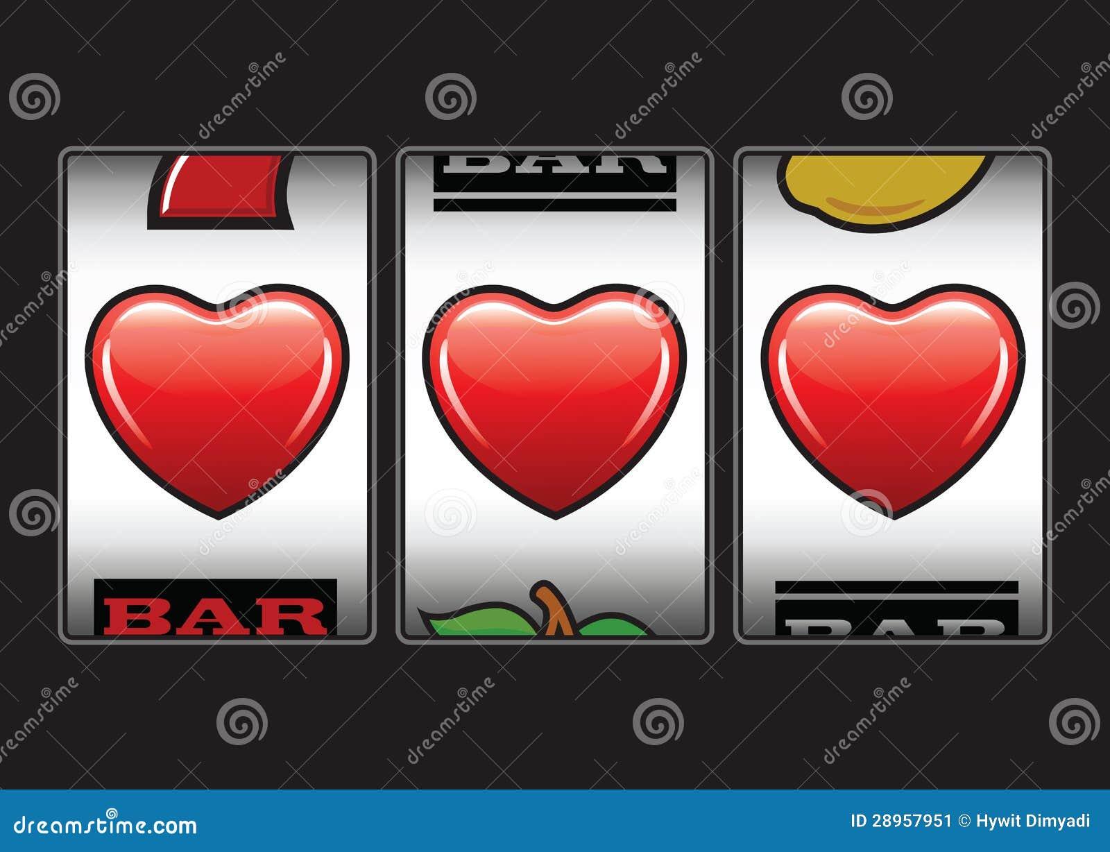 De drievoudige machine van hartengroeven