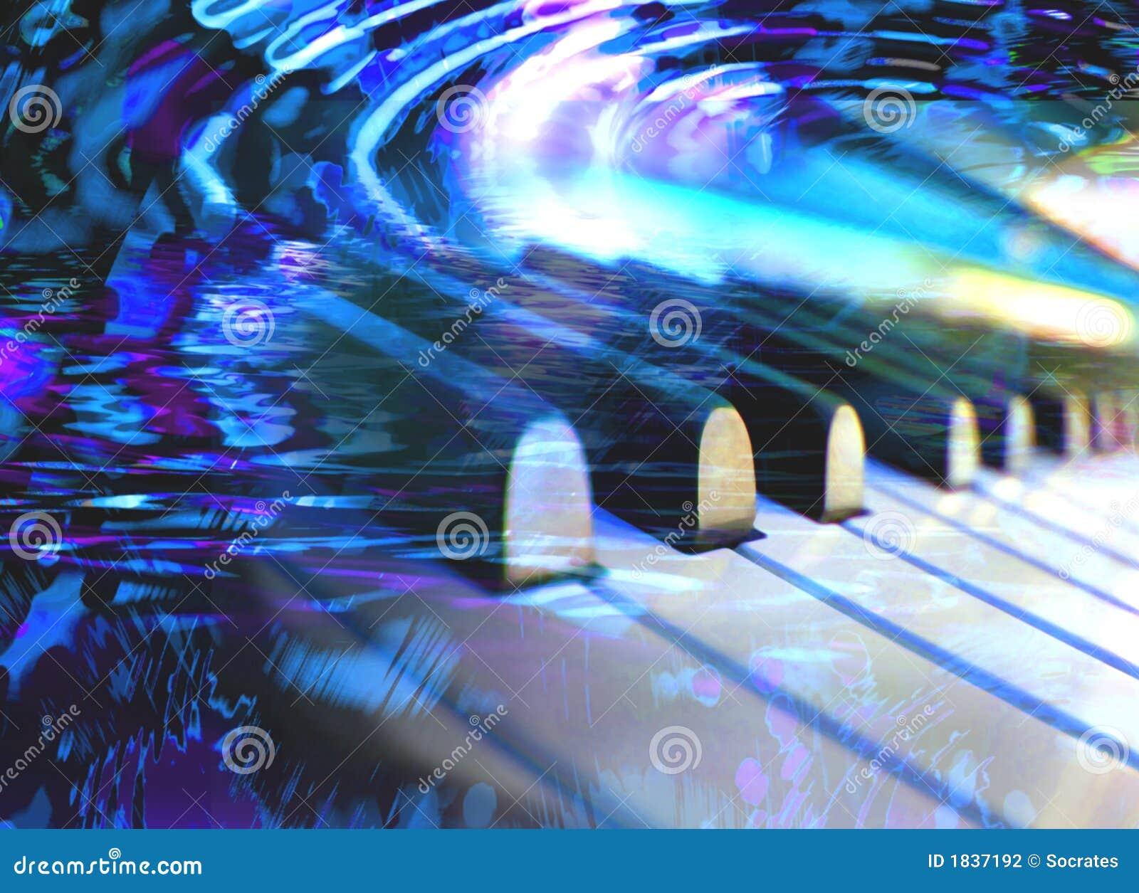 De dromen van de piano