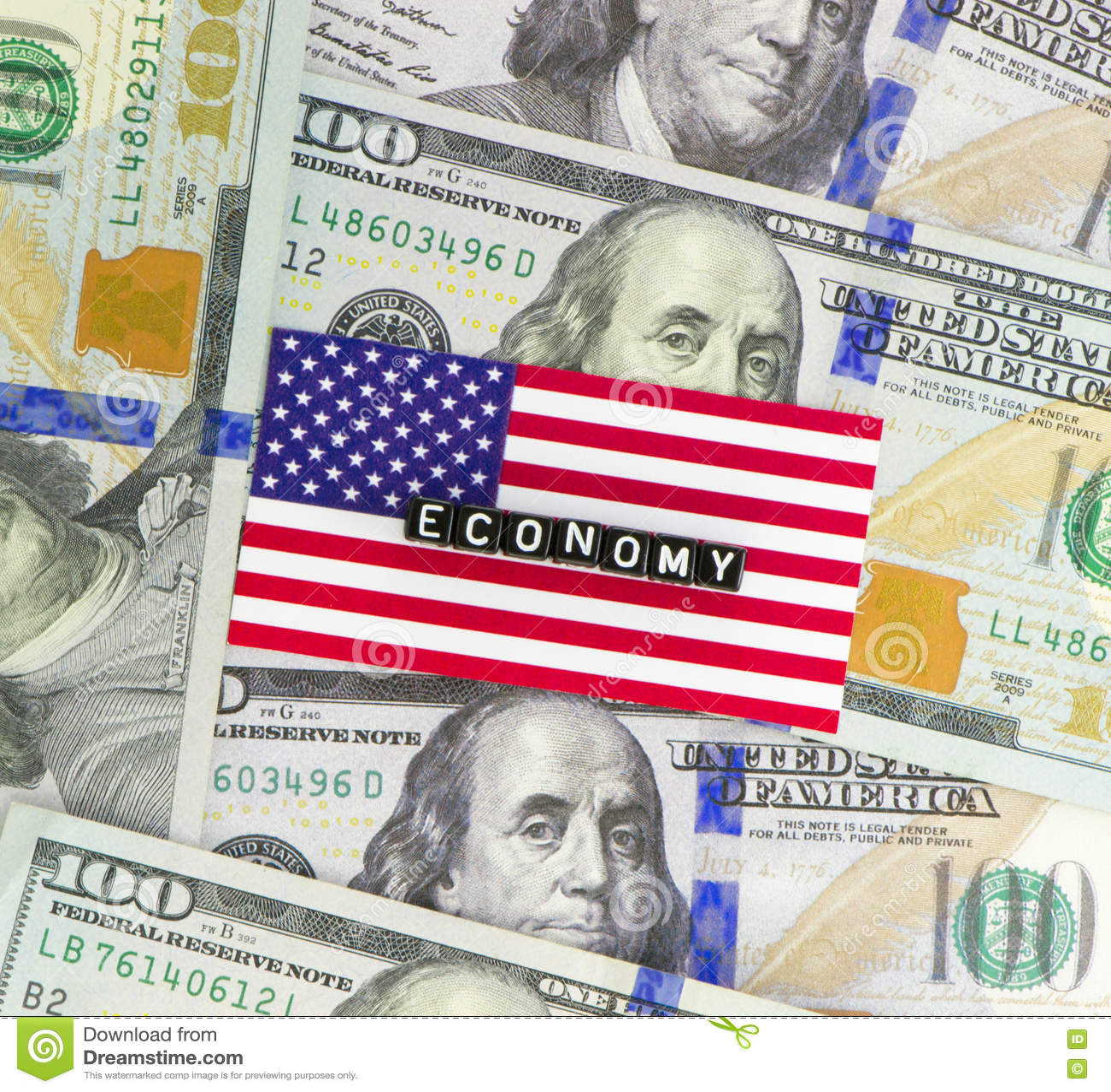 De economie van de V.S.