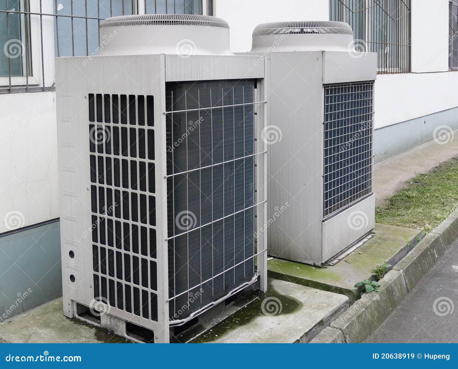 De Eenheid van de Airconditioner