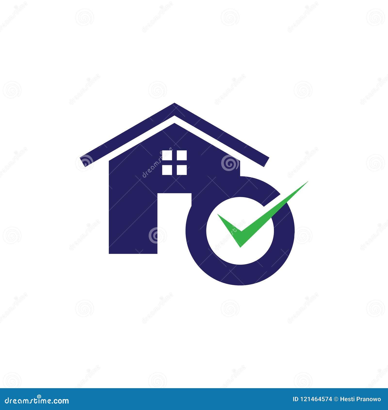 De eenvoudige huisvesting en het onroerende goederenpictogram keuren voor Webpictogram of mobiele APP goed