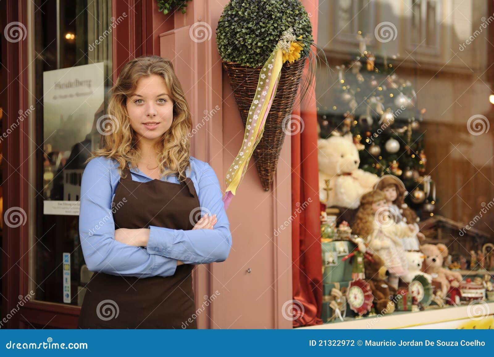 De eigenaar van de opslag voor winkel stock fotografie afbeelding 21322972 - Opslag voor dressing ...