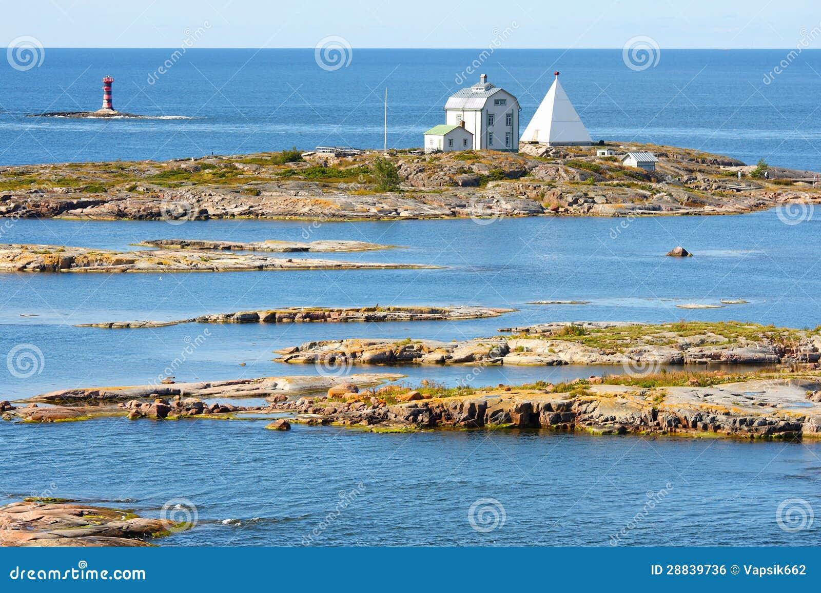 De Eilanden van Aland, Kobba Klintar