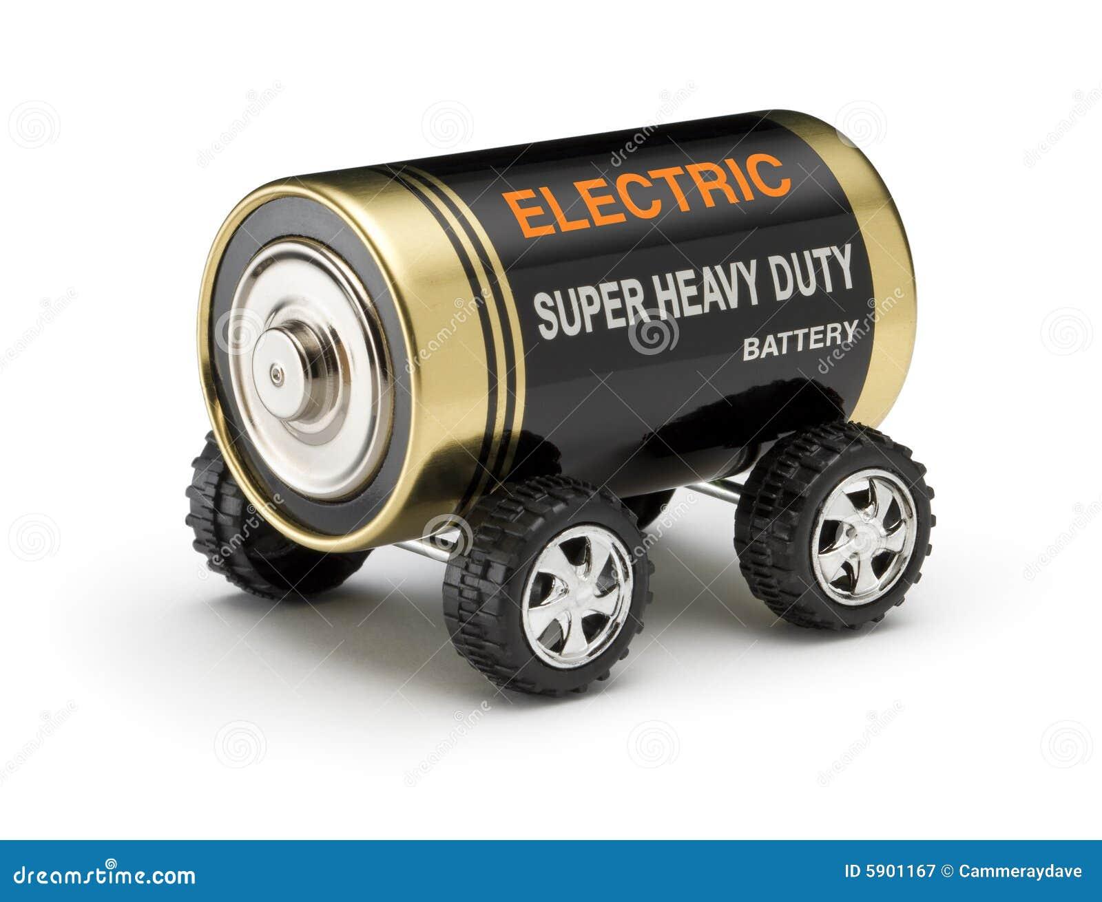 de elektrische auto van de batterij stock afbeelding afbeelding bestaande uit concept. Black Bedroom Furniture Sets. Home Design Ideas