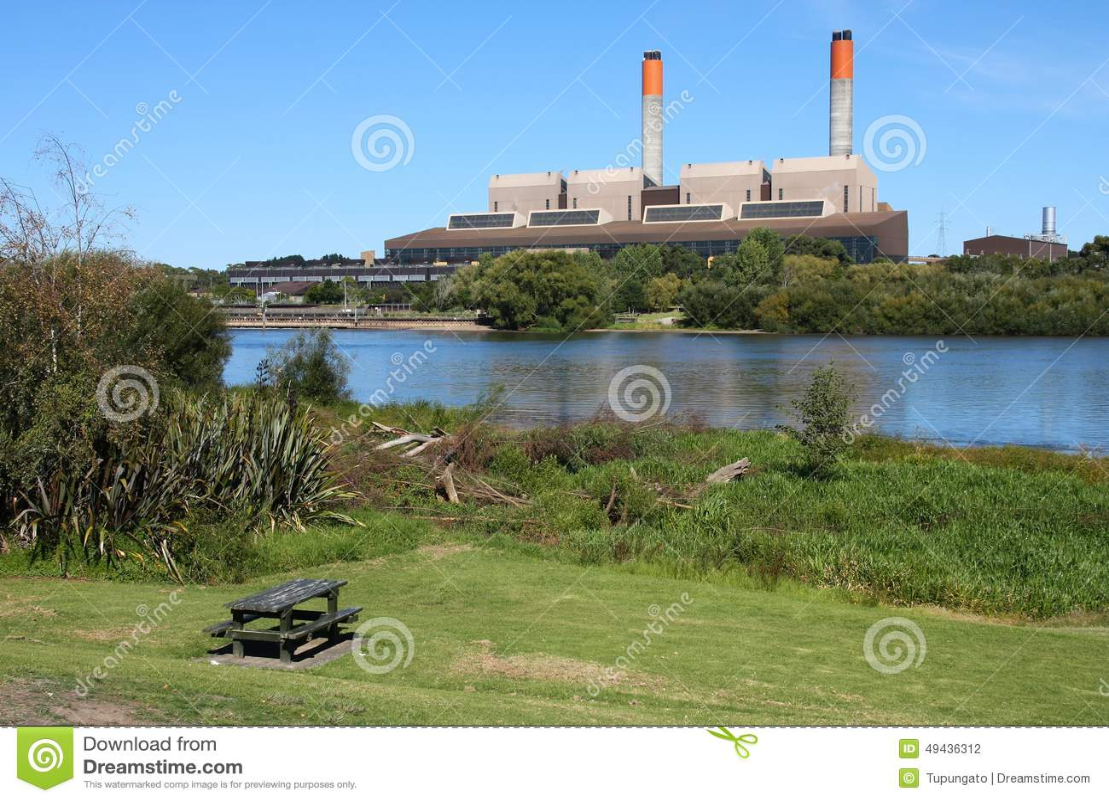 De elektrische centrale van nieuw zeeland redactionele fotografie afbeelding 49436312 - Centrale eiland prijzen ...