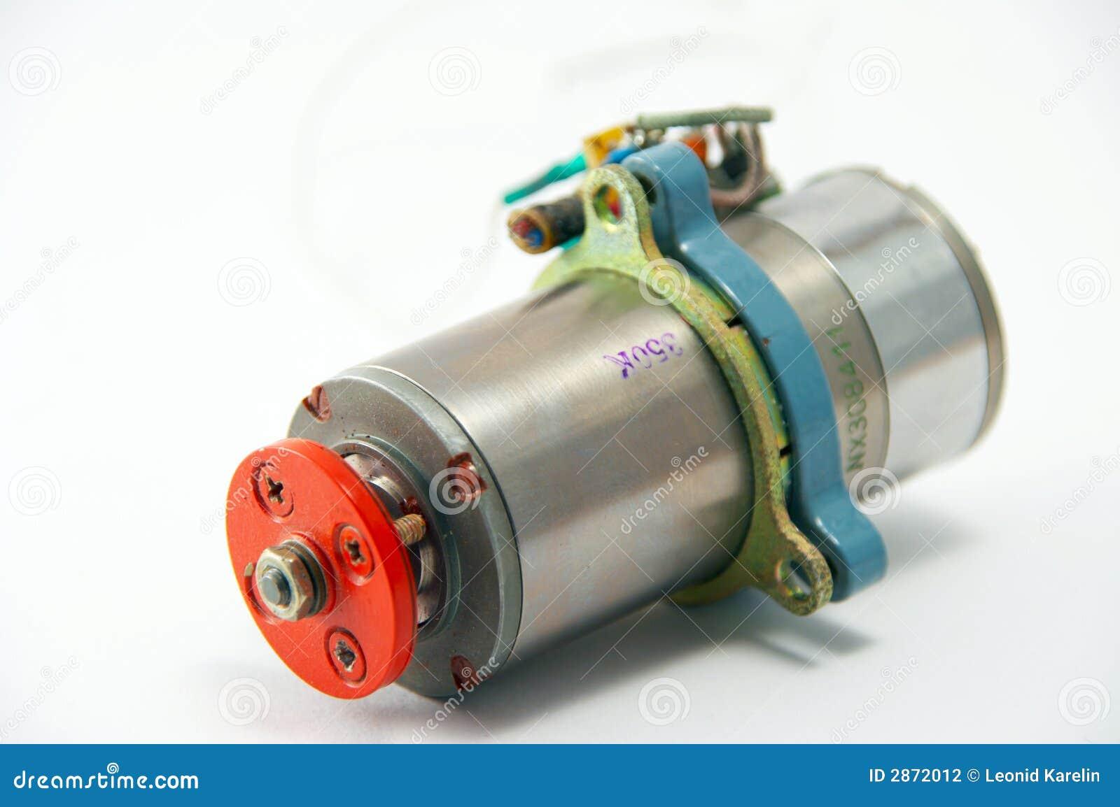 De elektrische motor