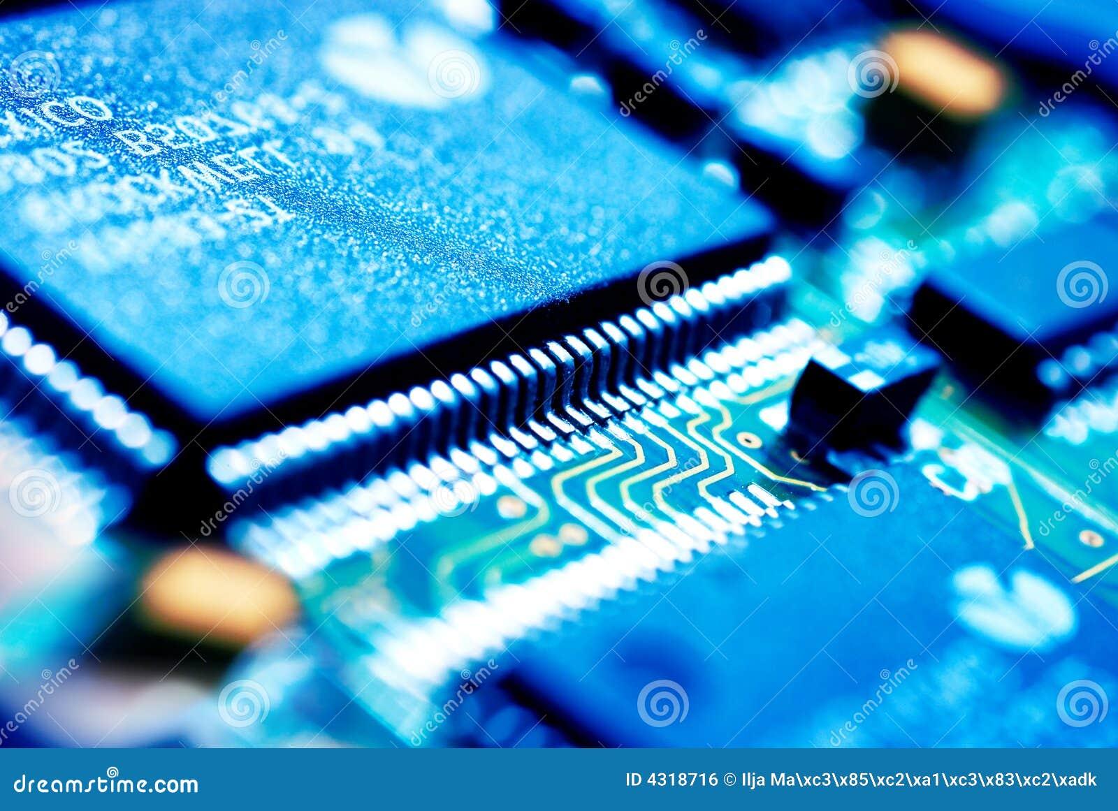 De elektronikatechnologie